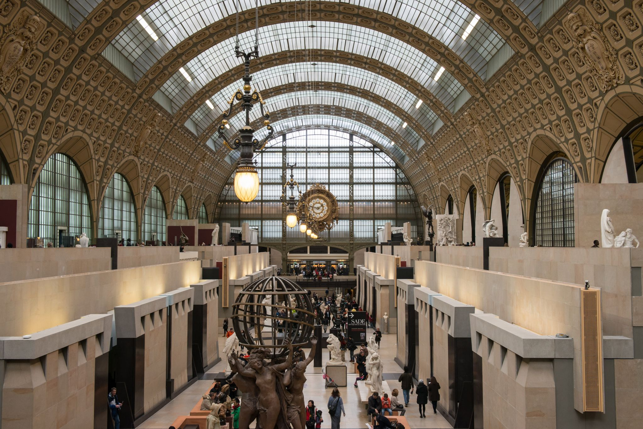 Musee d'Orsay  Observation Overlook, France