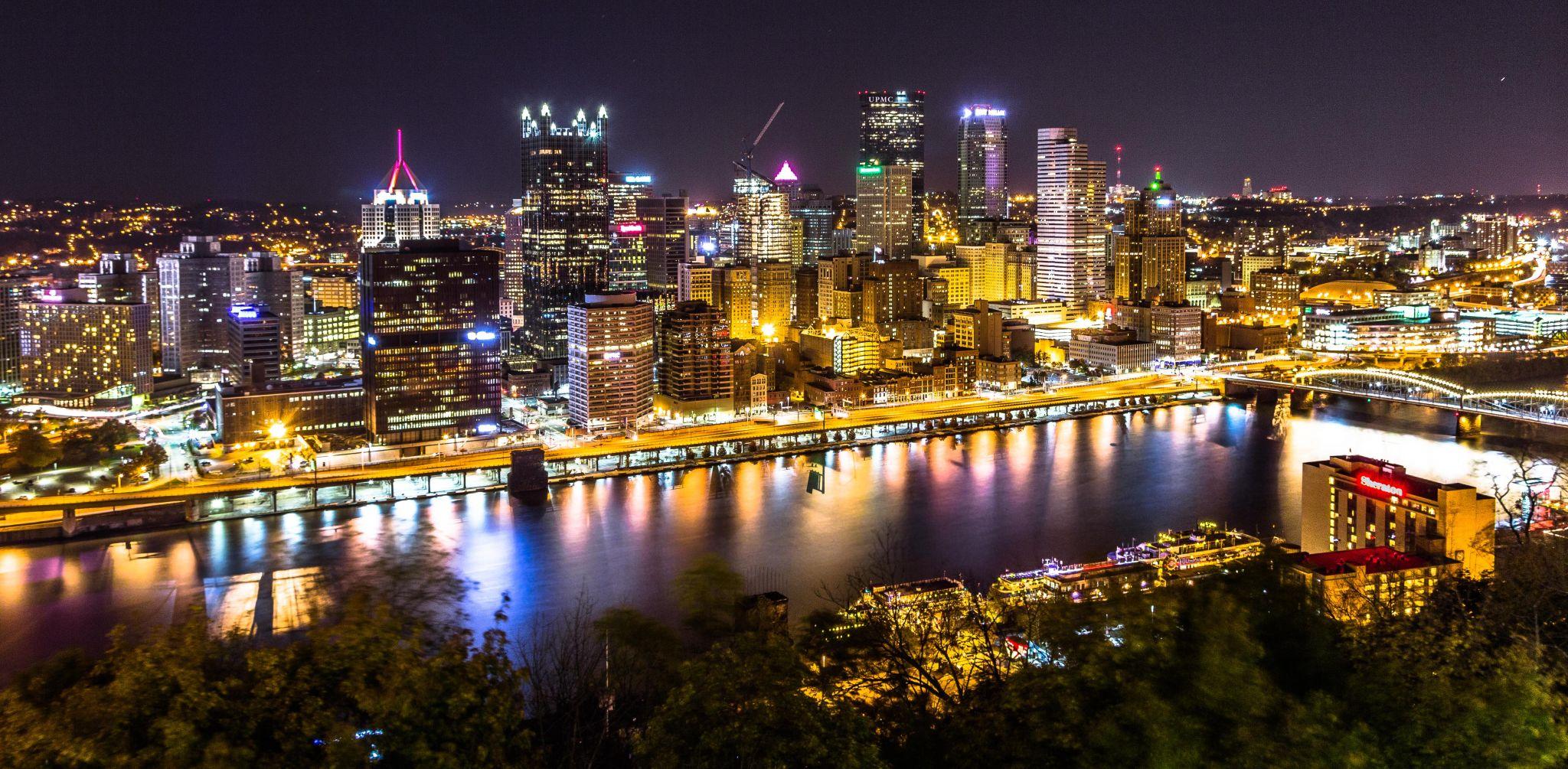 Pittsburgh Skyline, USA