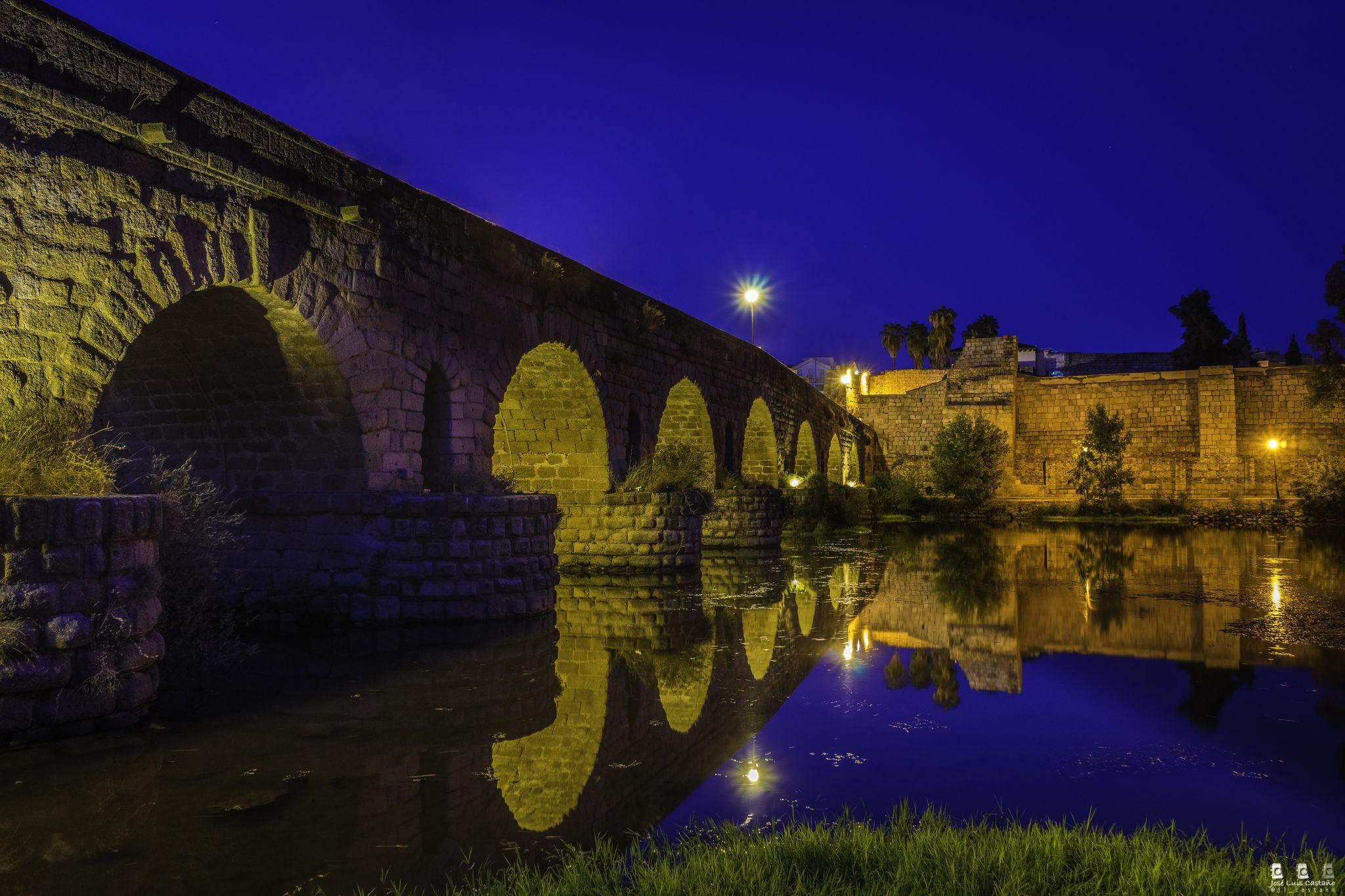 Roman Bridge, Spain