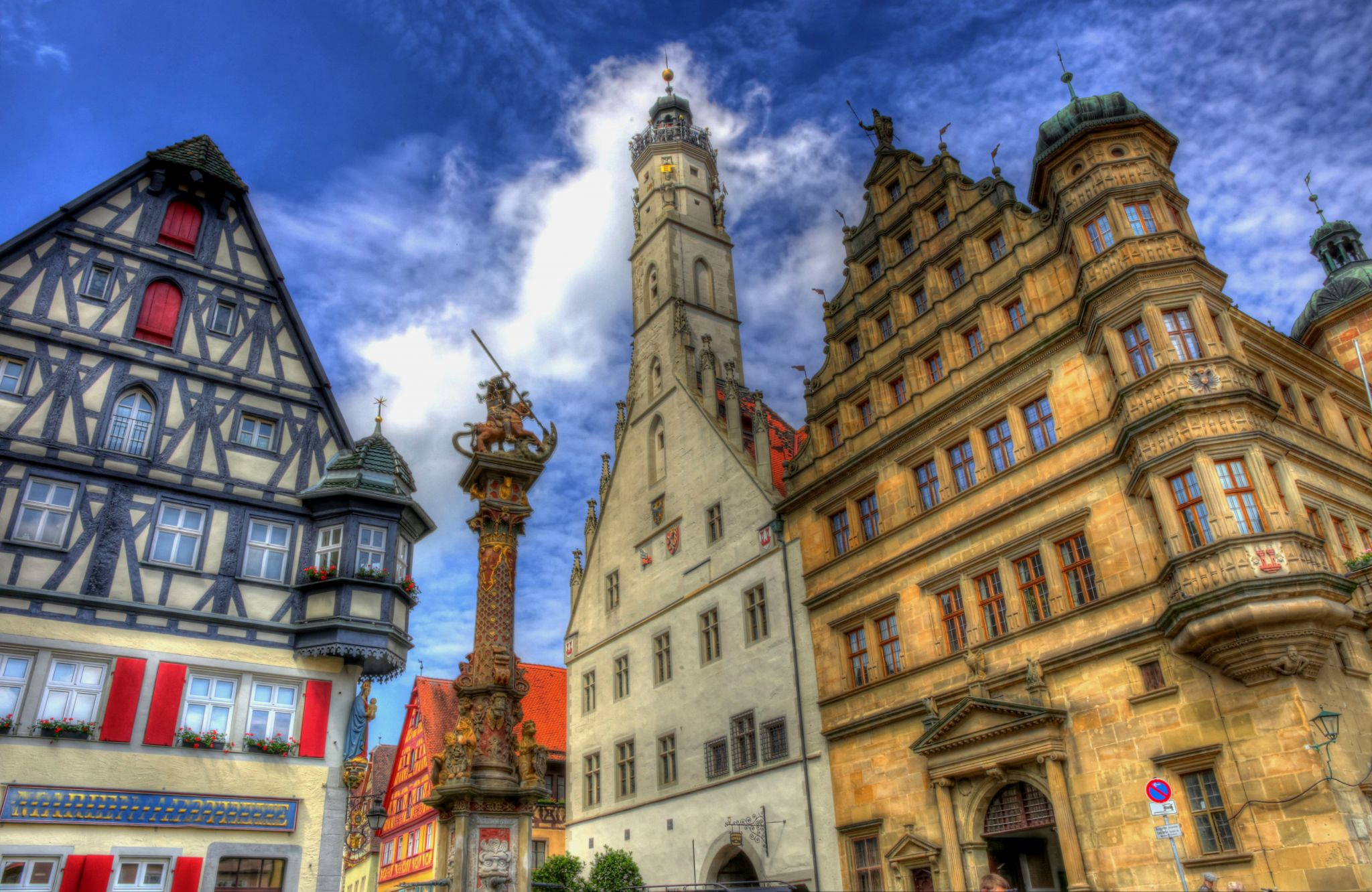 Rothenburg ob der Tauber, Germany, Germany
