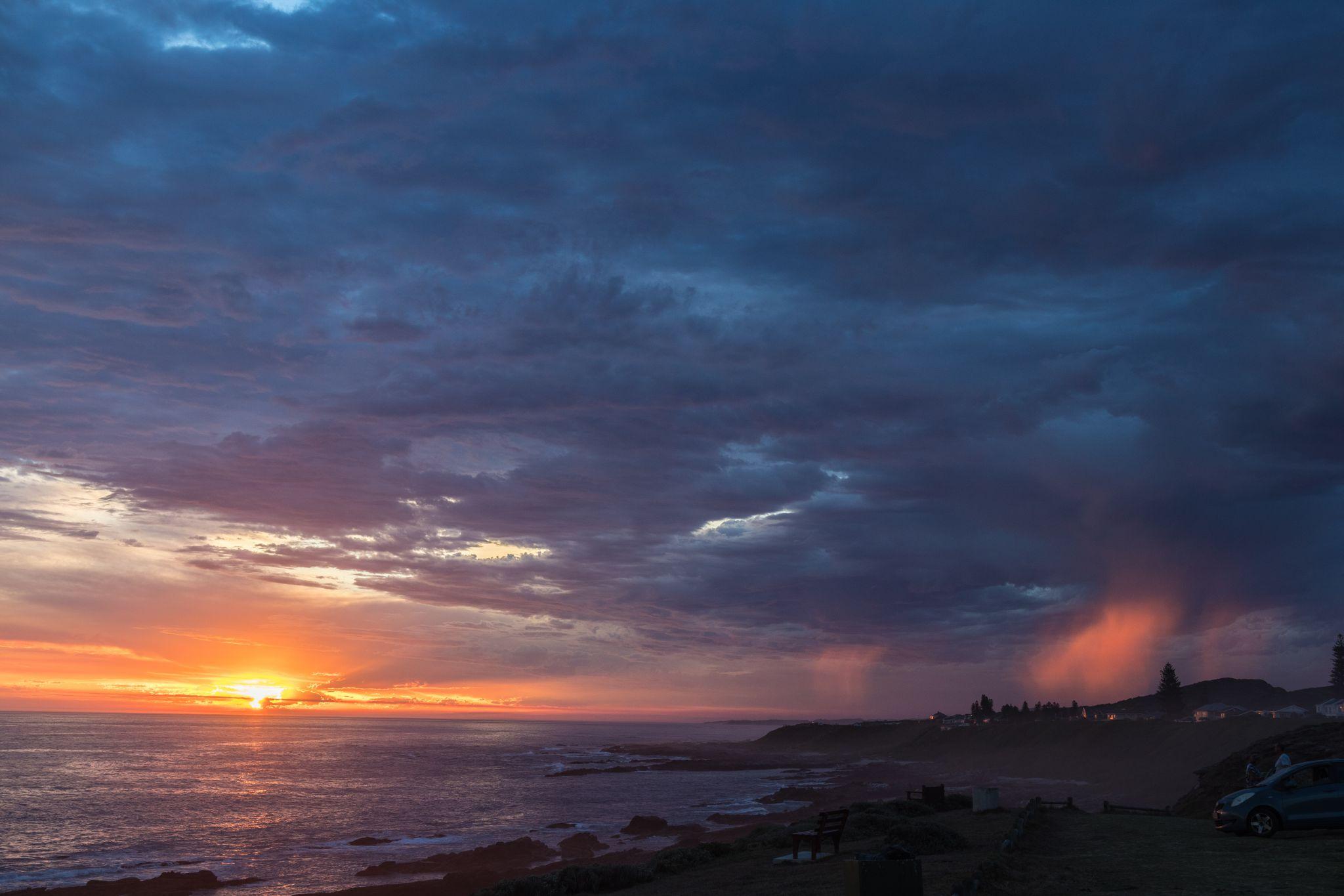Schoenmakerskop Sunset, South Africa