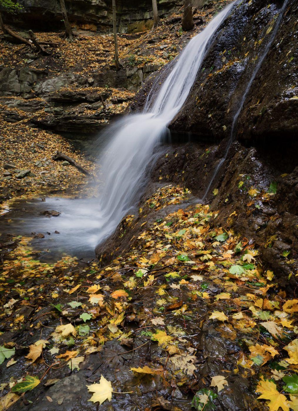 Sherman Falls, Canada