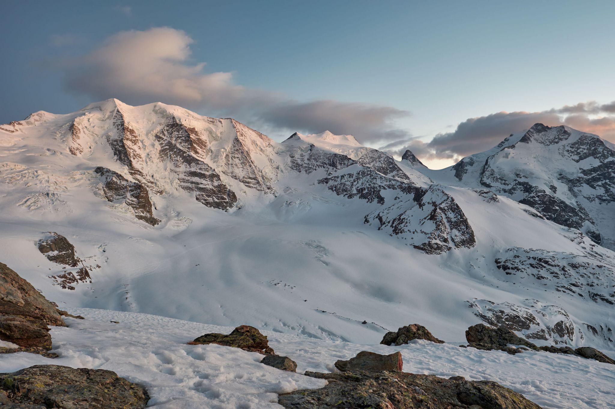 The Diavolezza, Switzerland