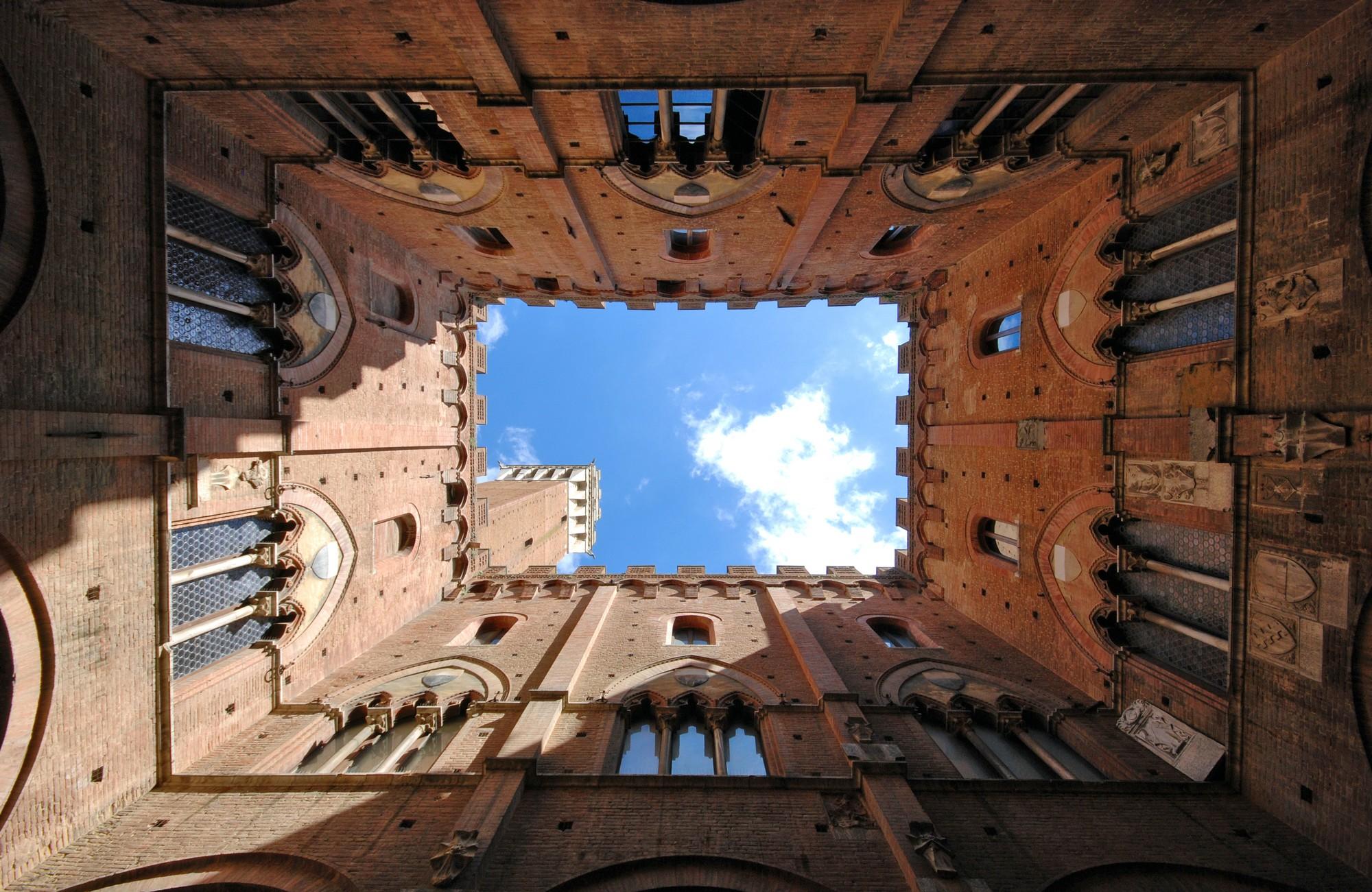 Torre del Mangia, Italy