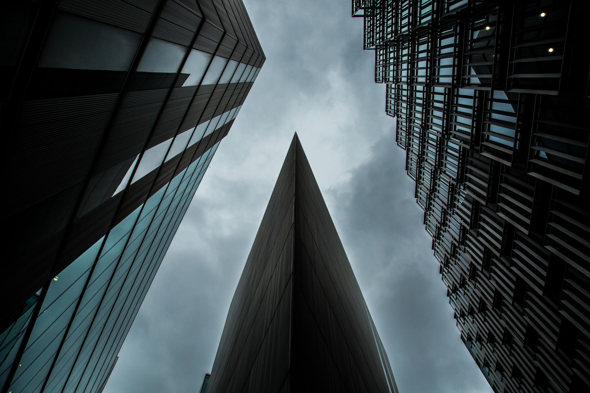 Buildings in London, United Kingdom