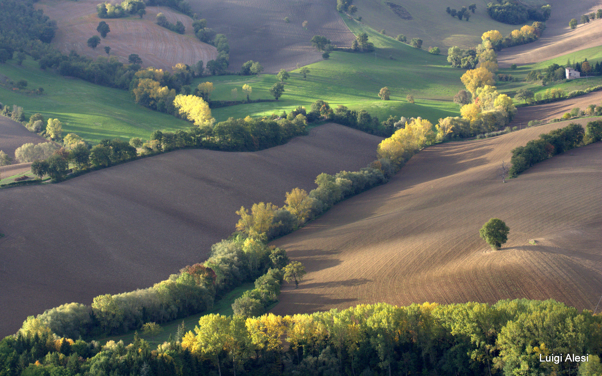 Camerino Countryside, Italy