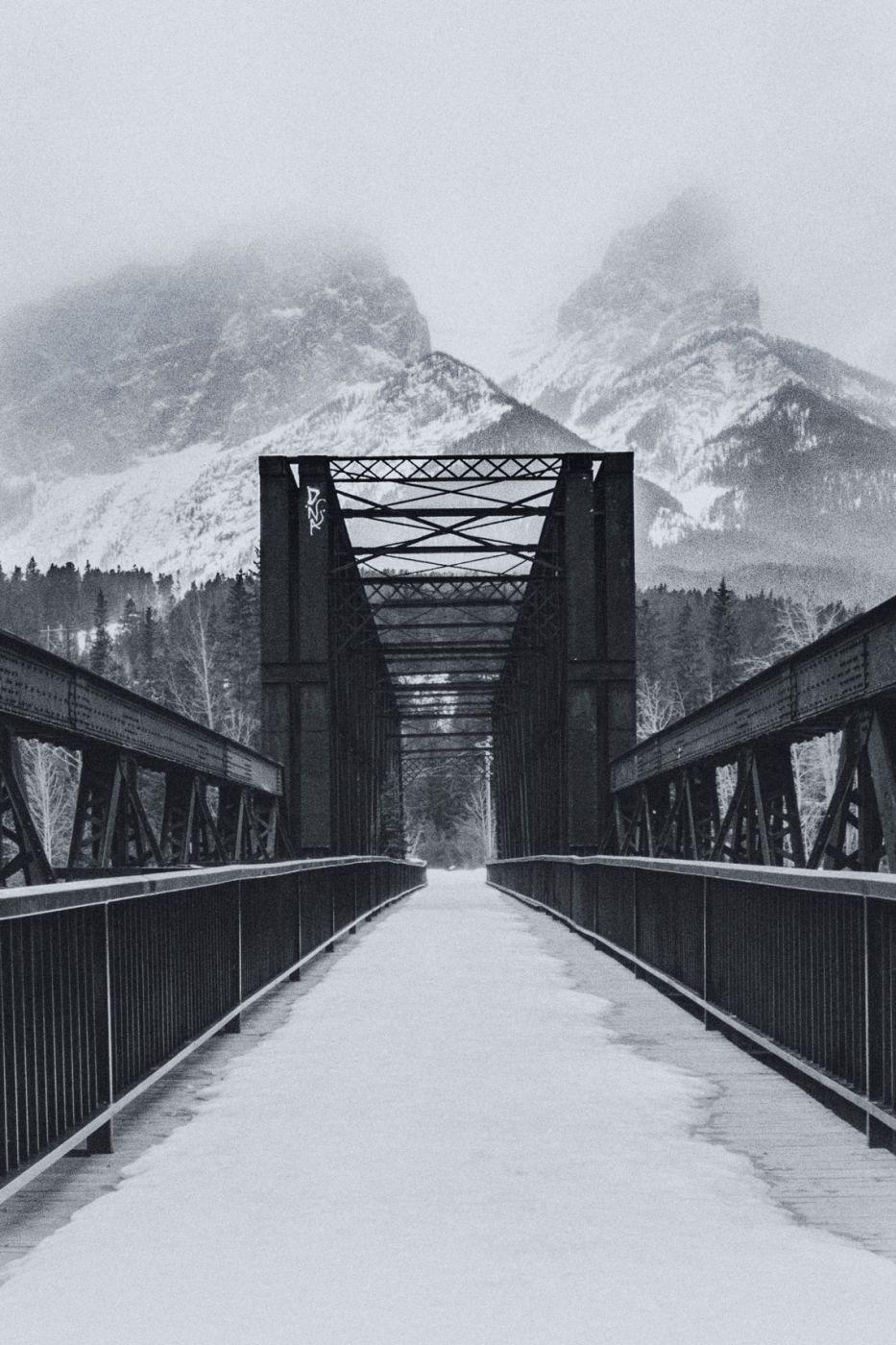 Canmore Engine Bridge, Canada