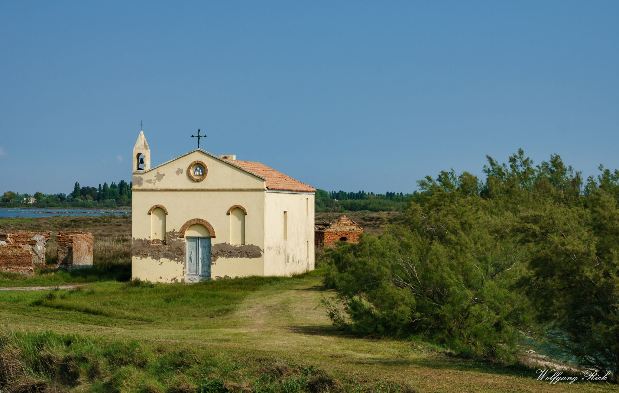 Church, Italy