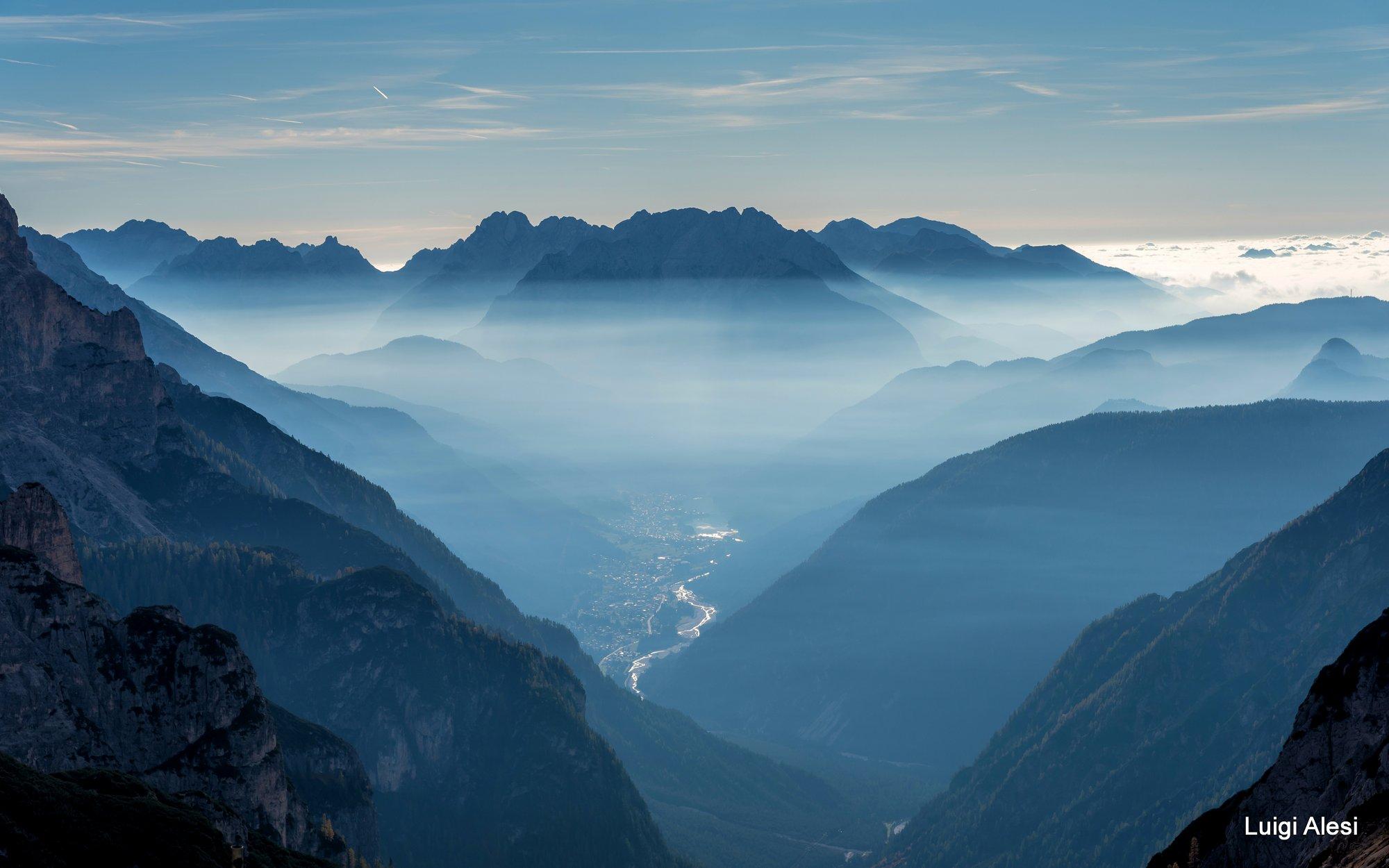 Dolomiti bellunesi, Italy