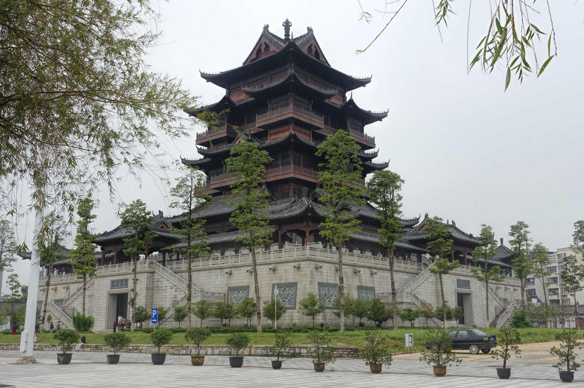 Guiyuan Buddhist Temple, Wuhan, China