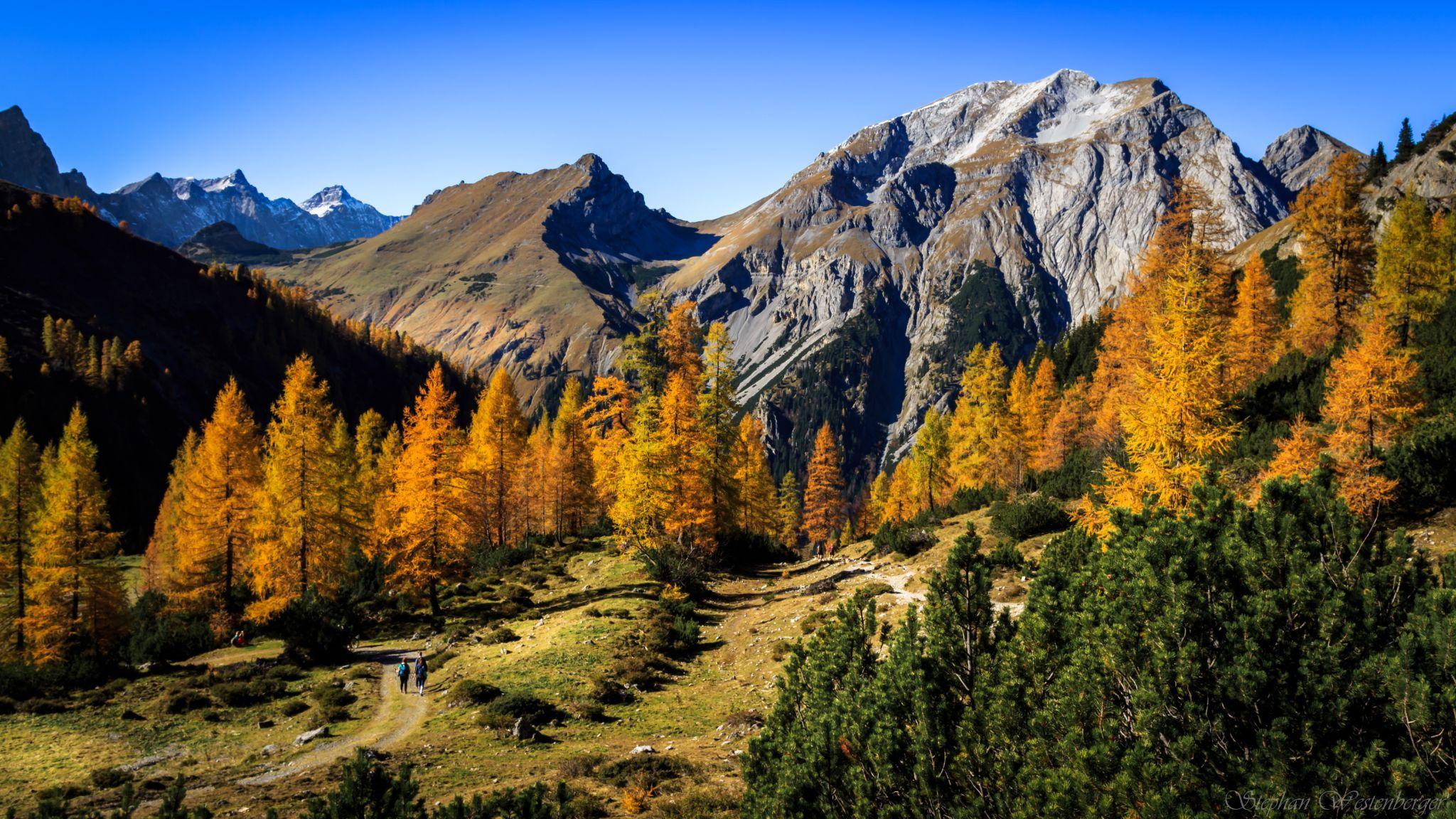 Karwendel Binsalm, Austria