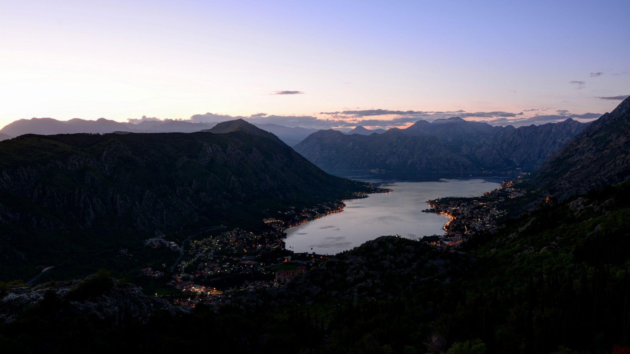 Kotor Bay Viewpoint, Montenegro