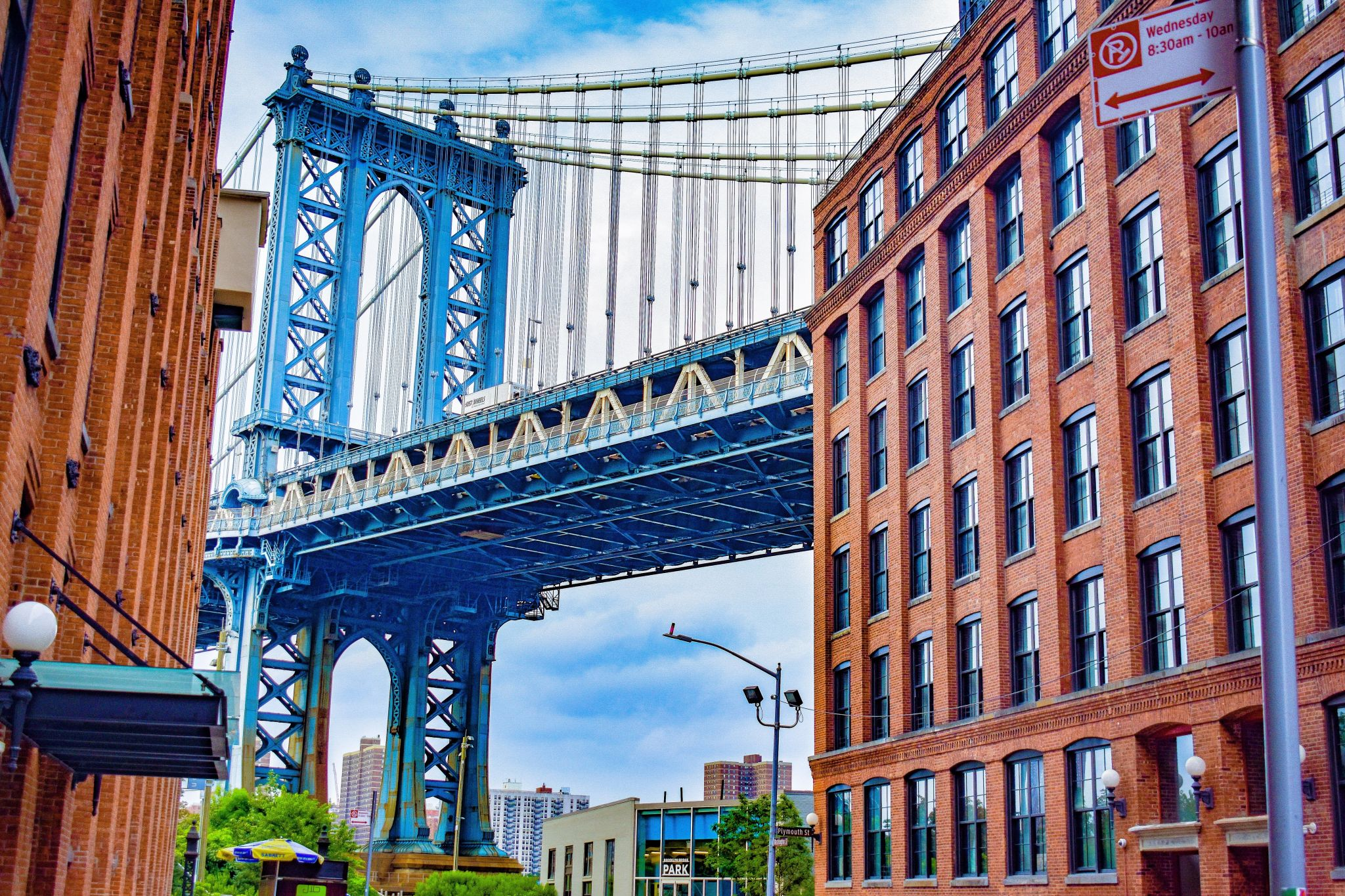 Manhattan Bridge, USA