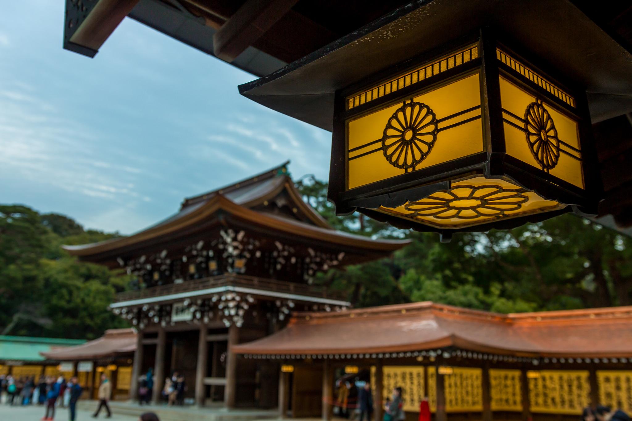 Meiji Shrine, Japan