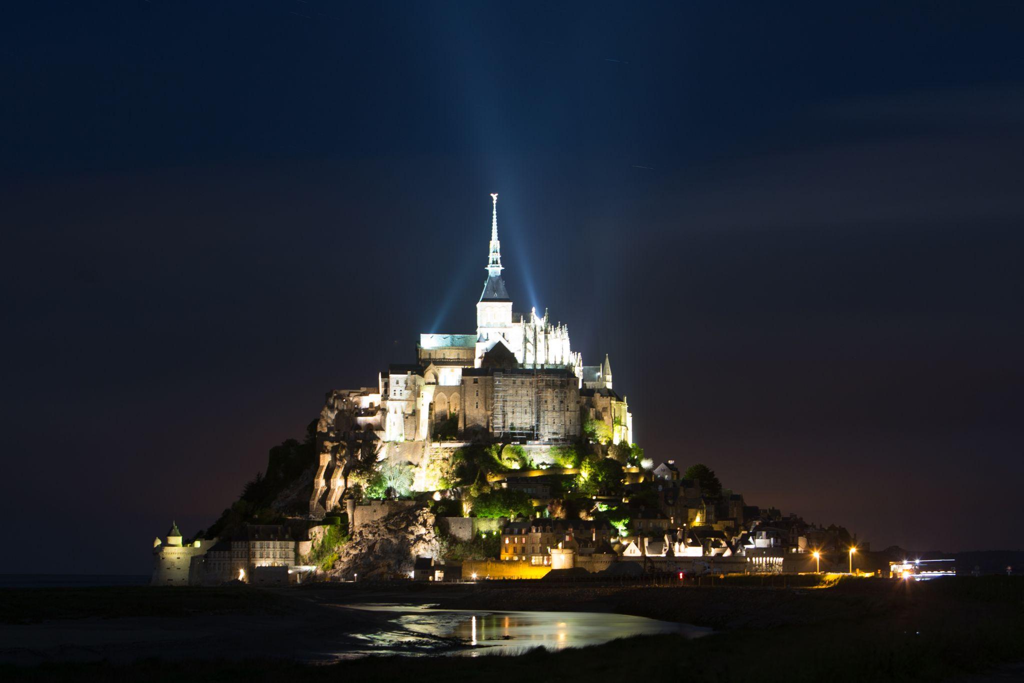 Mont Saint-Miguel, France