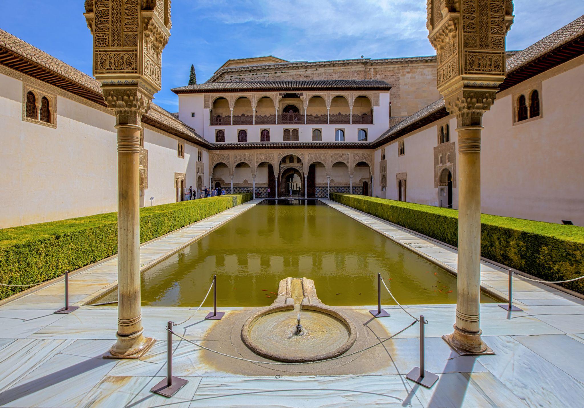 Nasrid Palace, Spain