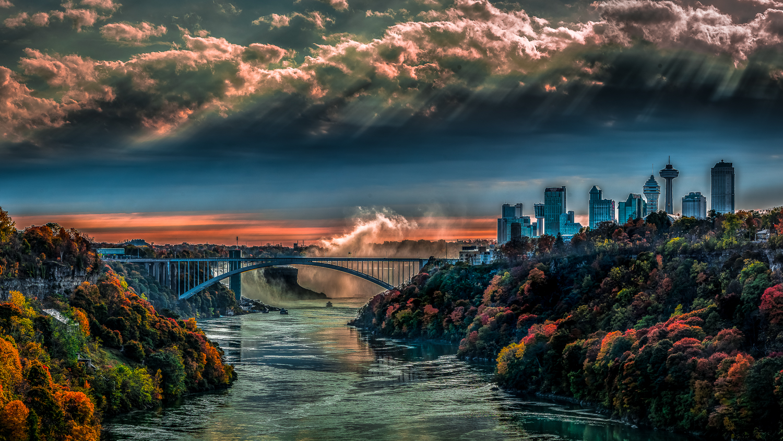 Niagara Falls Gorge, USA