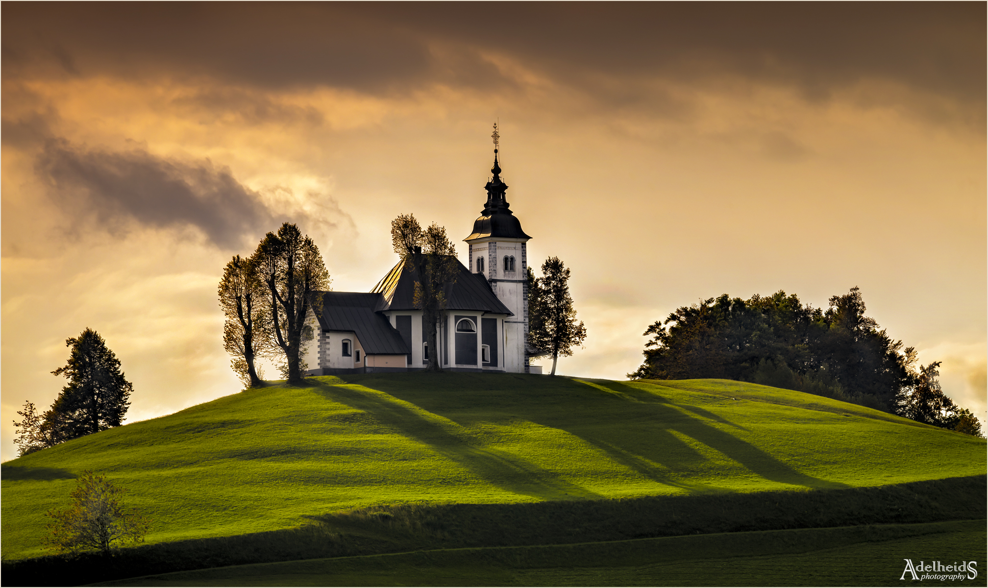 Our Lady of Sorrows Church (Sv. Sobota), Slovenia