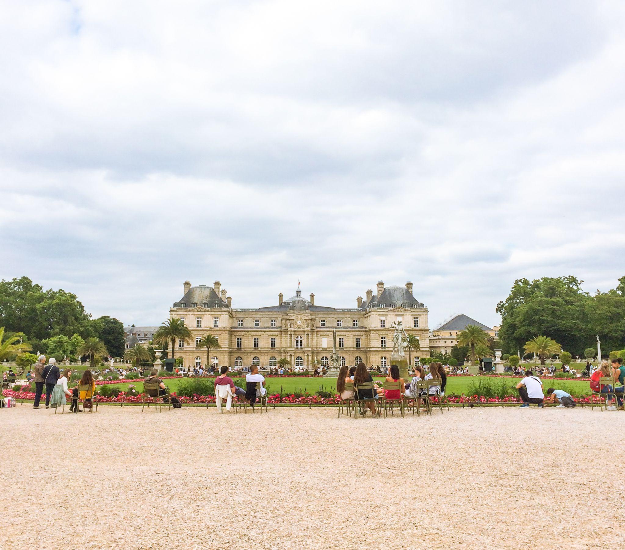 Palais de Luxembourg, France