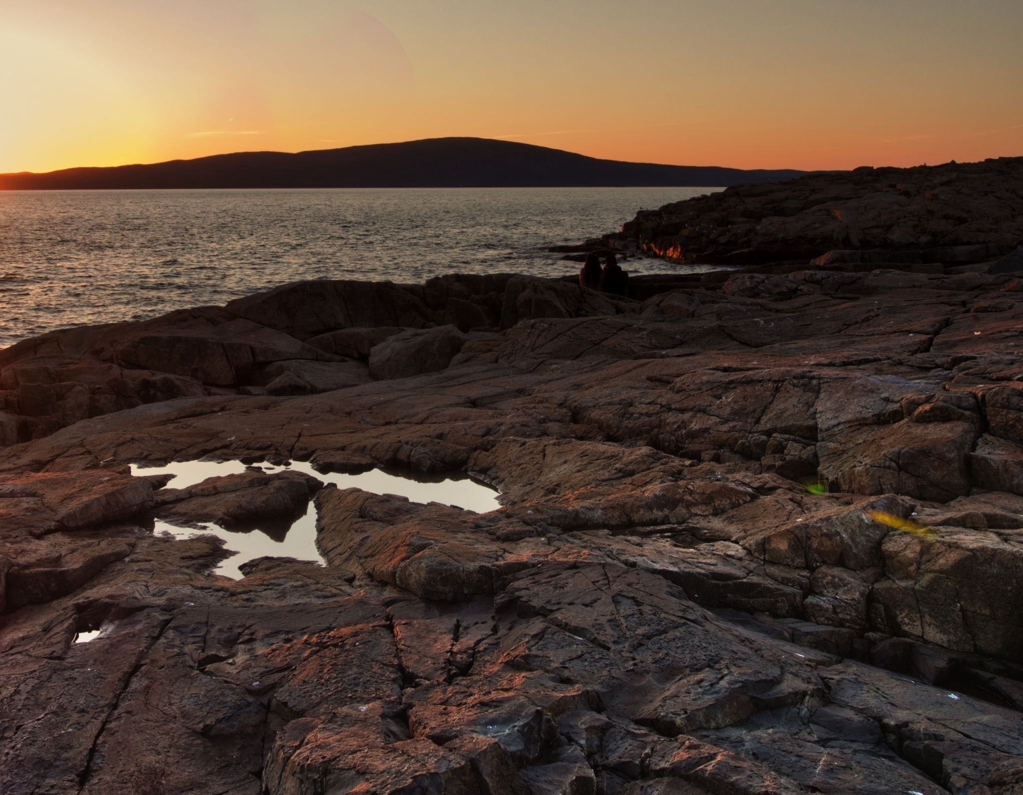 Schoodic Point, Acadia National Park, USA