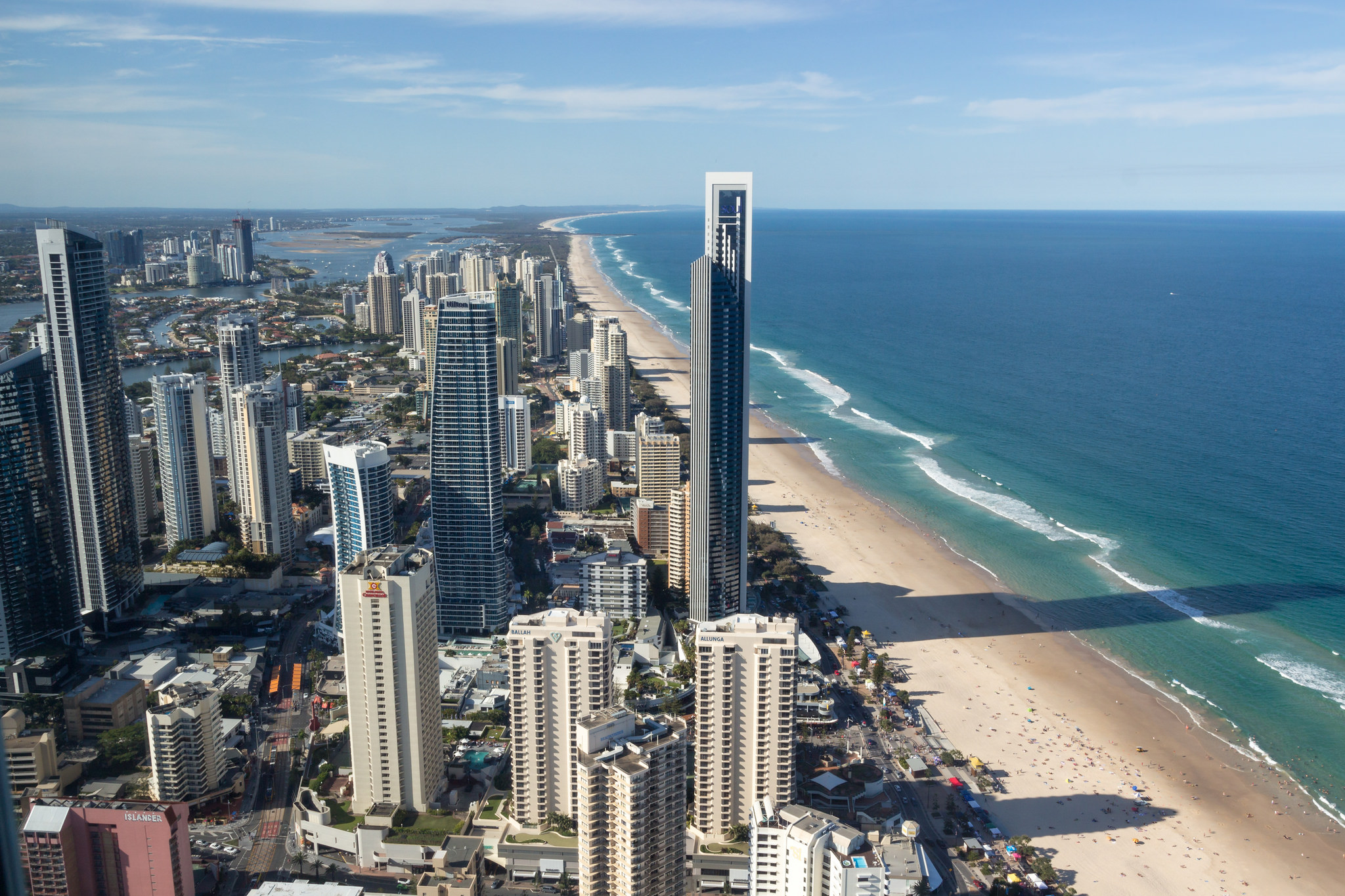 Sky Point Observation Deck - Surfer's Paradise, Australia