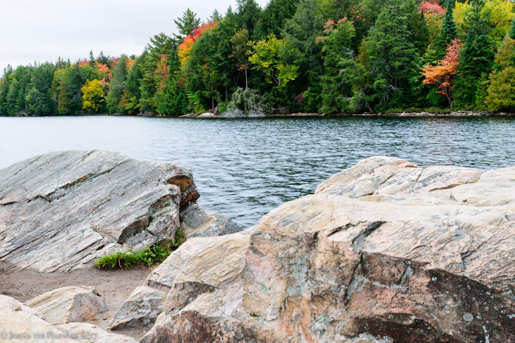 Smoke Lake Algonquin, Canada