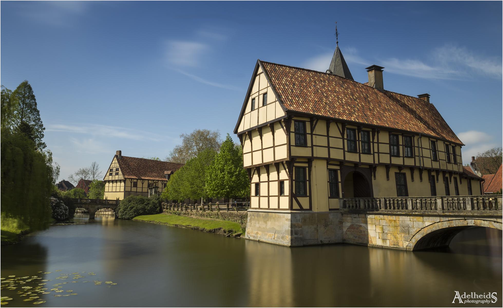 Steinfurt Schloss, Germany