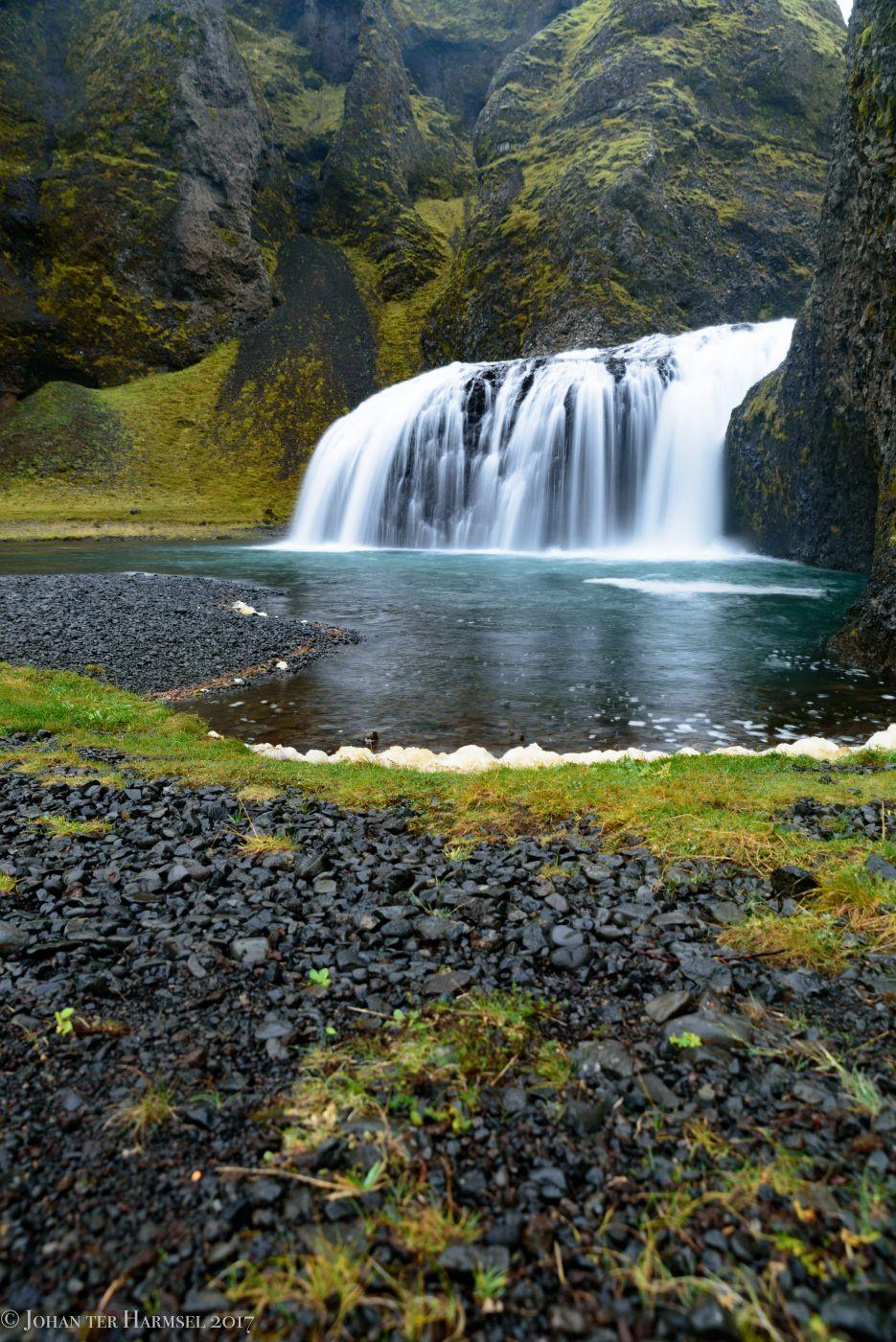 Stjórnafoss, Iceland