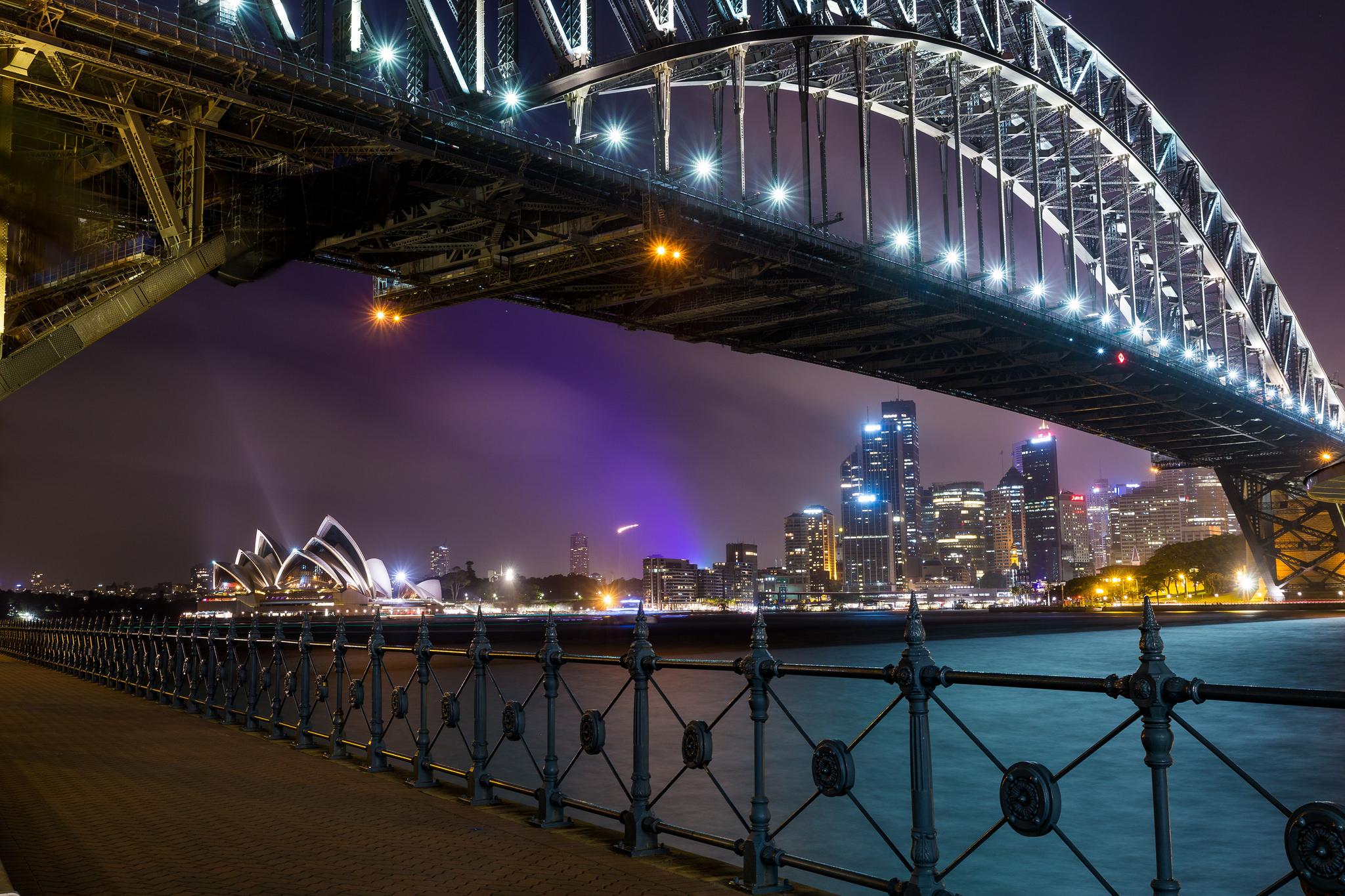 Sydney from Milson's Point, Australia