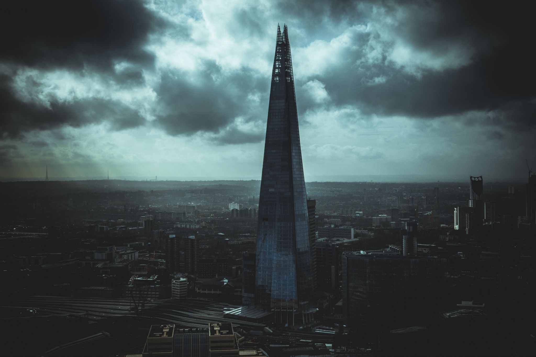Sky Garden, London, United Kingdom