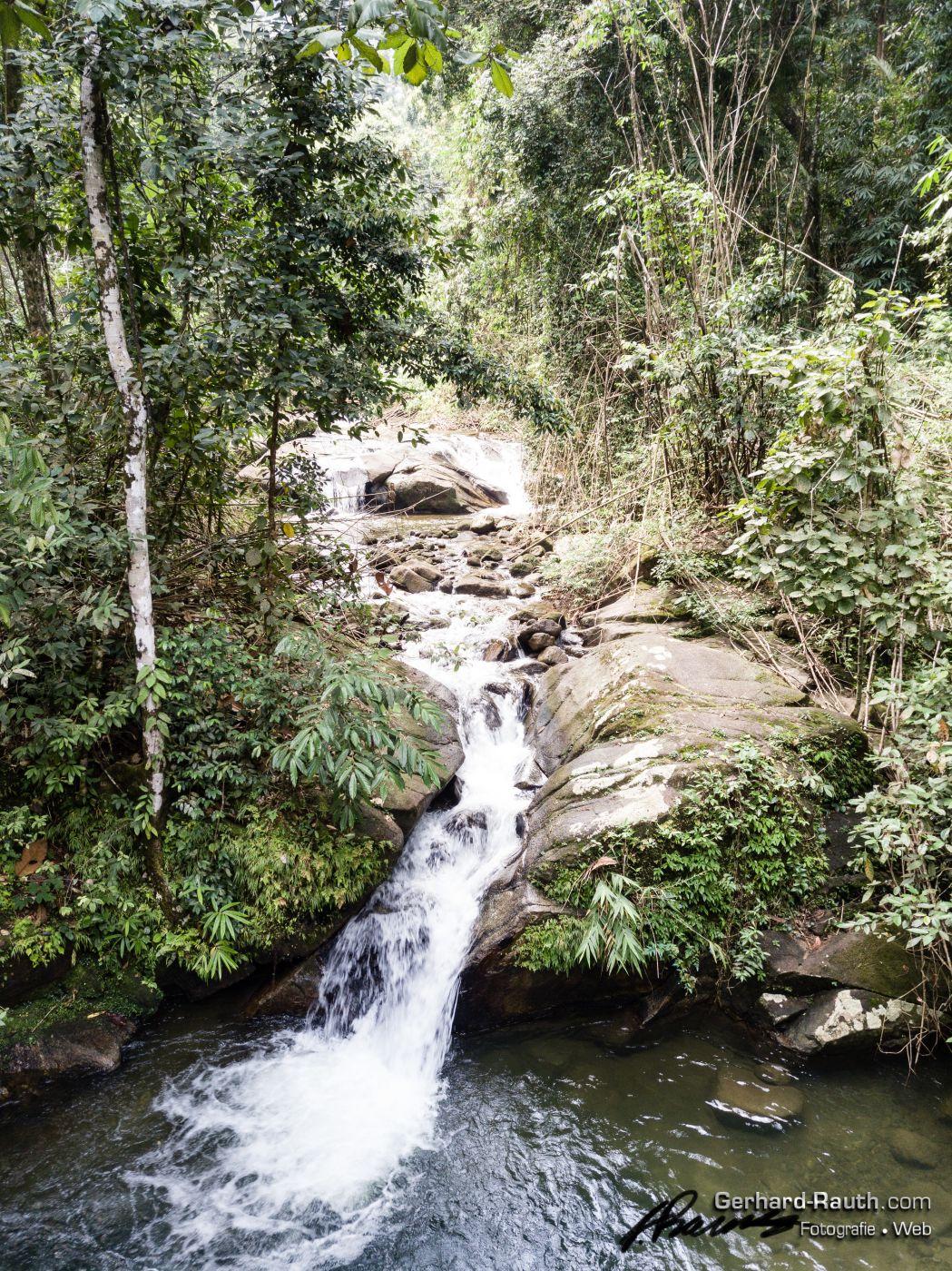 Ton Chong Fa Waterfalls, Thailand