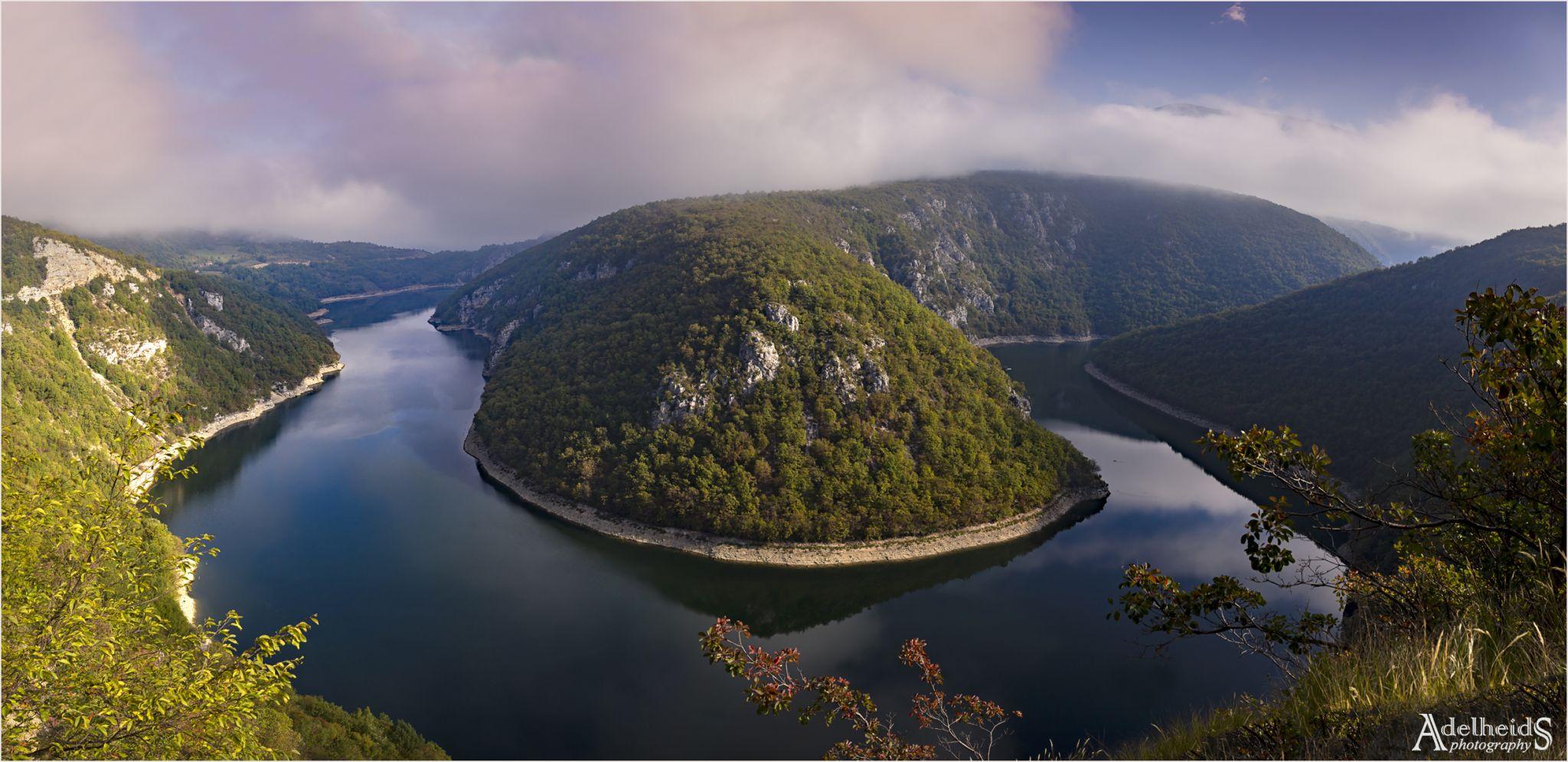 Vrbas River Bend, Bosnia and Herzegovina
