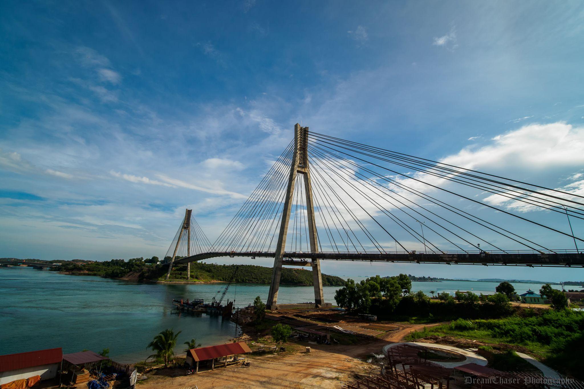 Barelang Bridge, Indonesia