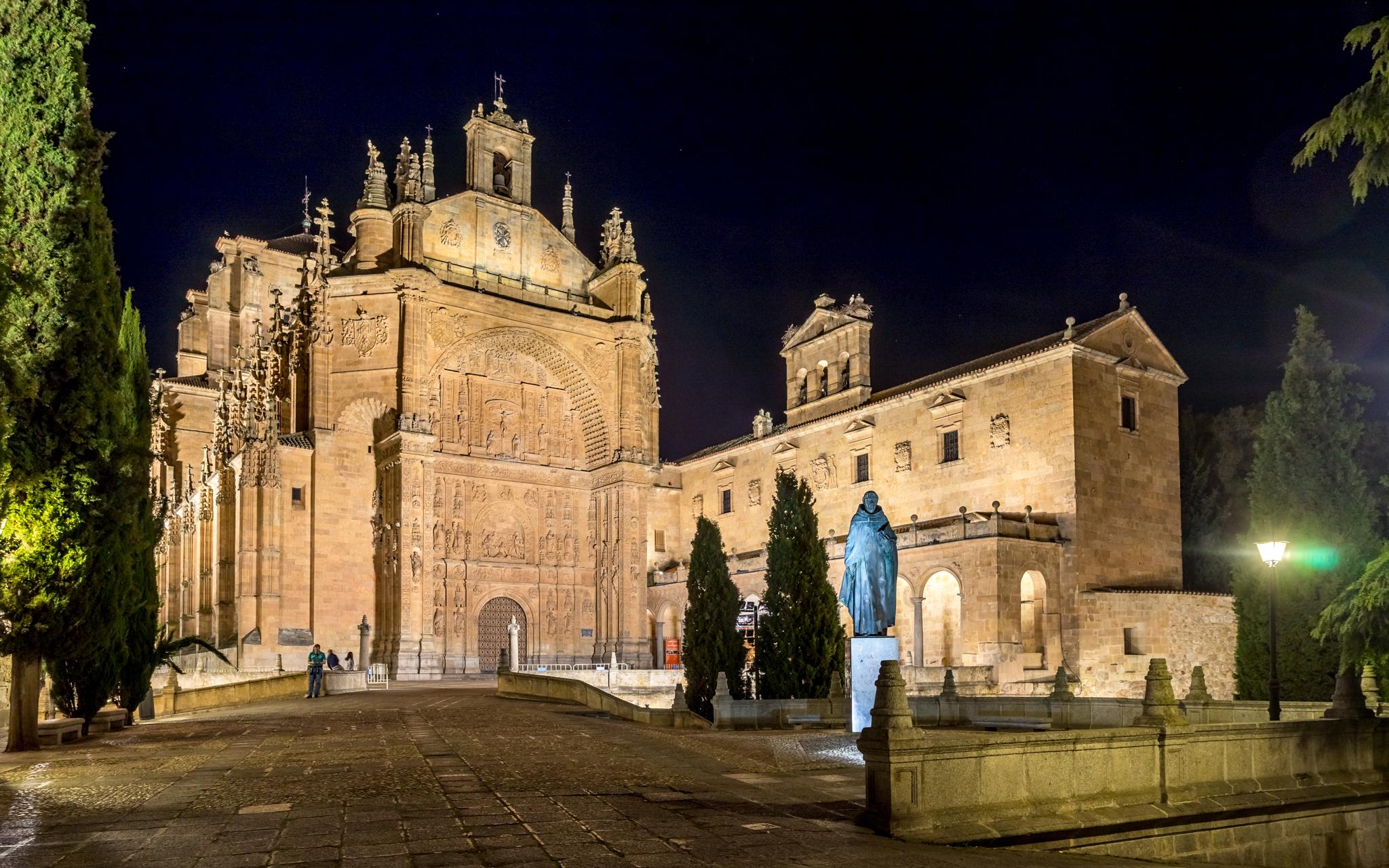 Convent of St. Stephen, Salamanca, Spain, Spain