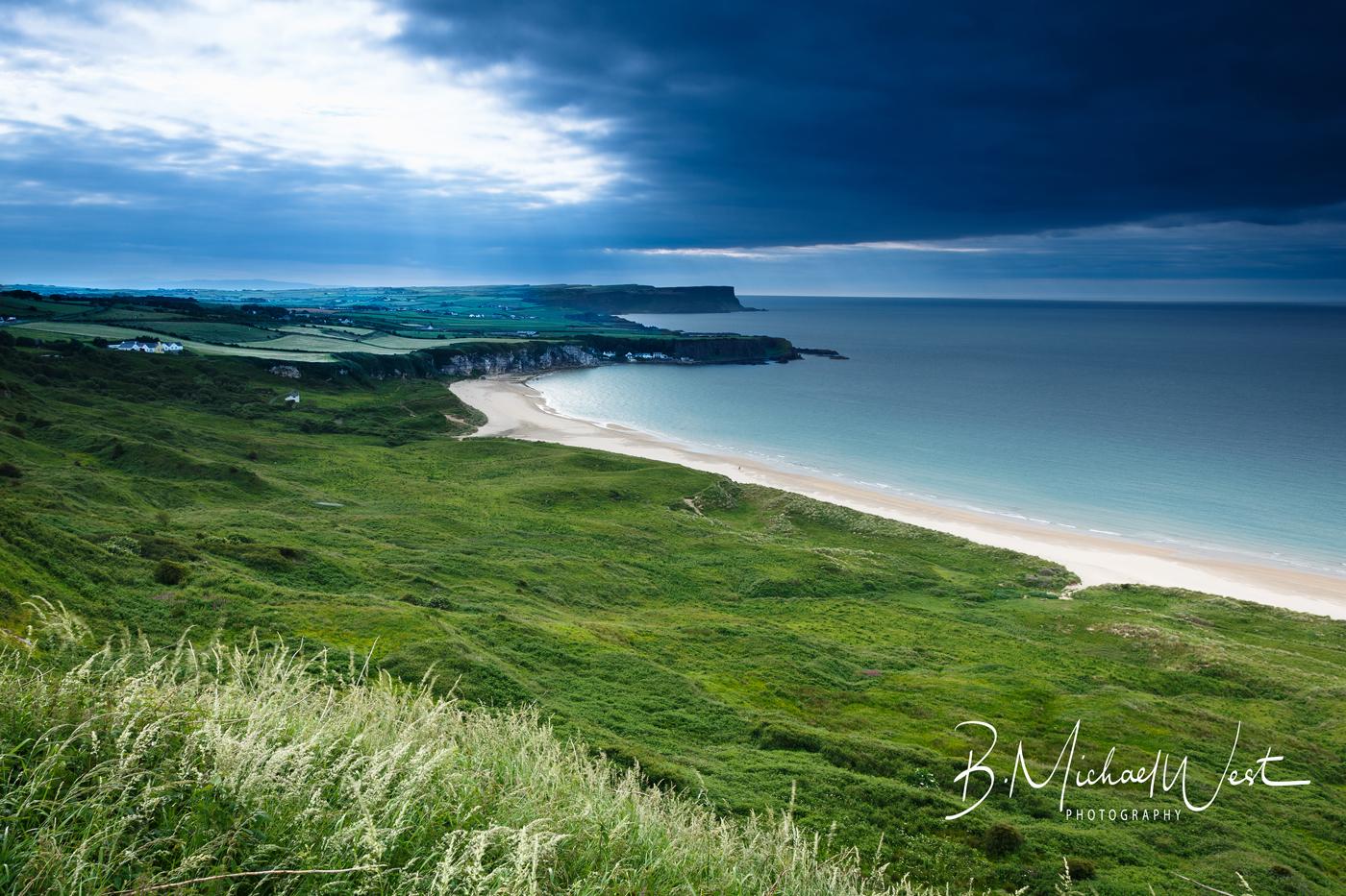 County Antrim Northern Coast, United Kingdom