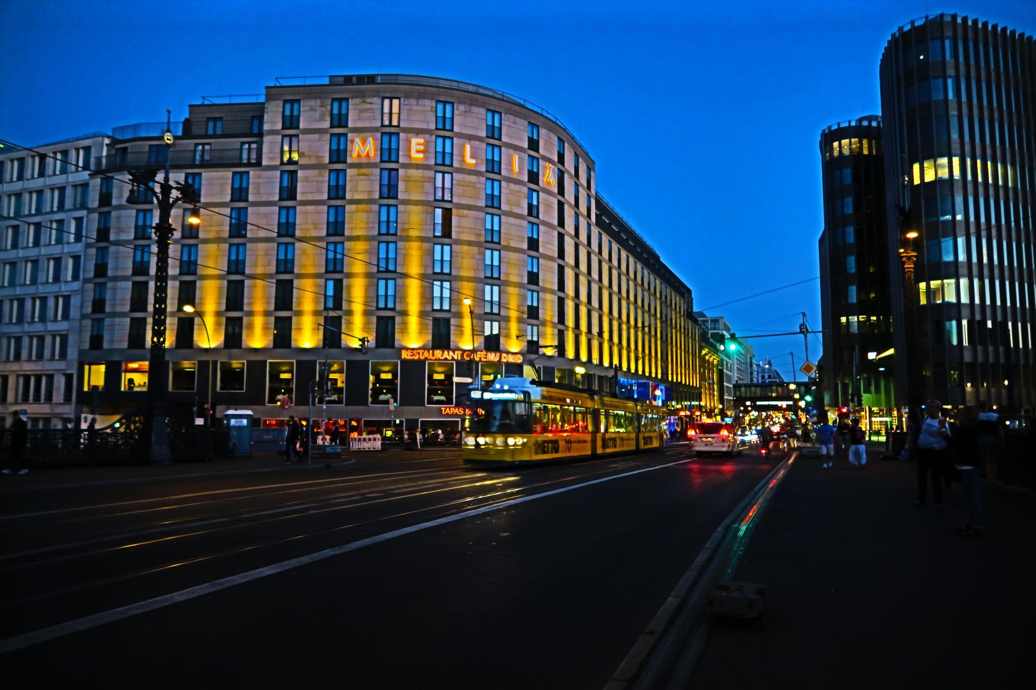 Friedrichstrasse Bahnhof, Germany