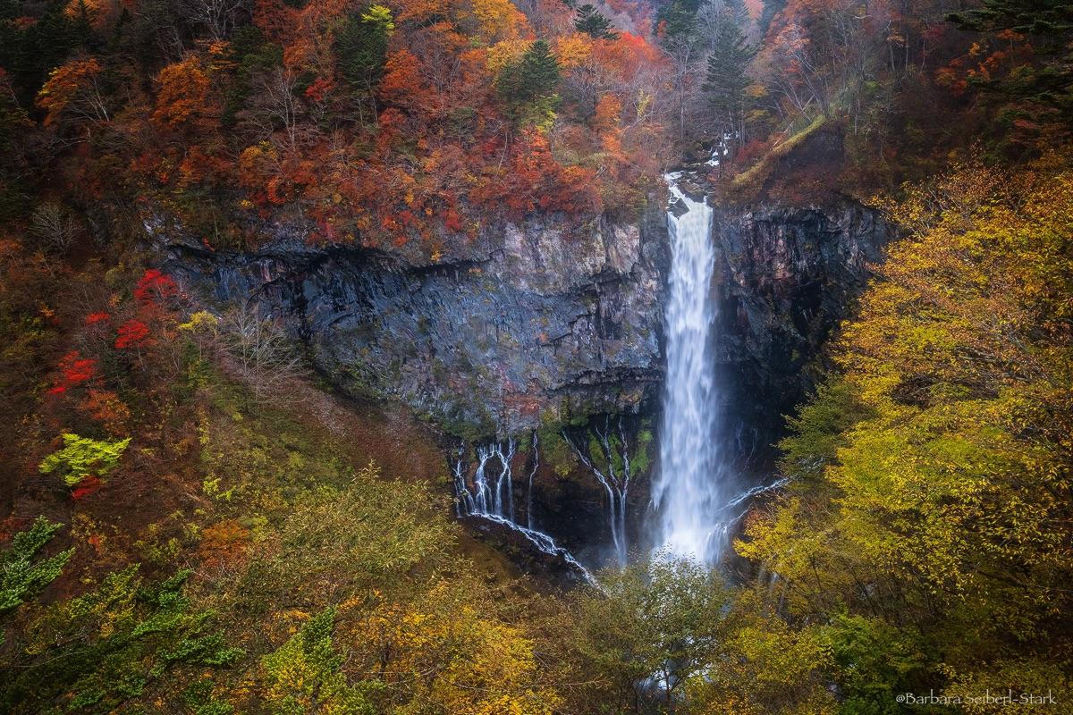 Kegon Fall, Japan