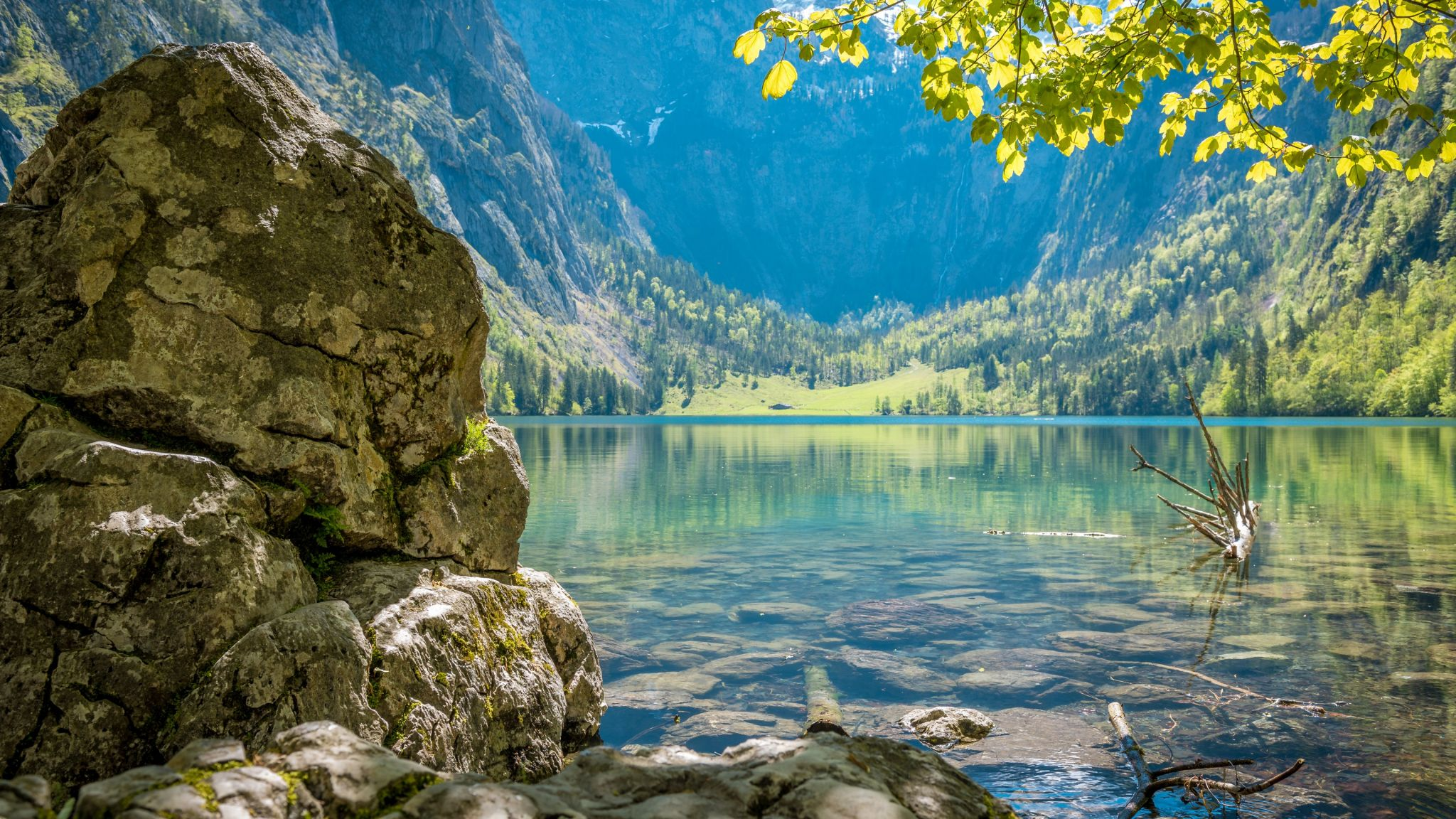 Obersee, Germany