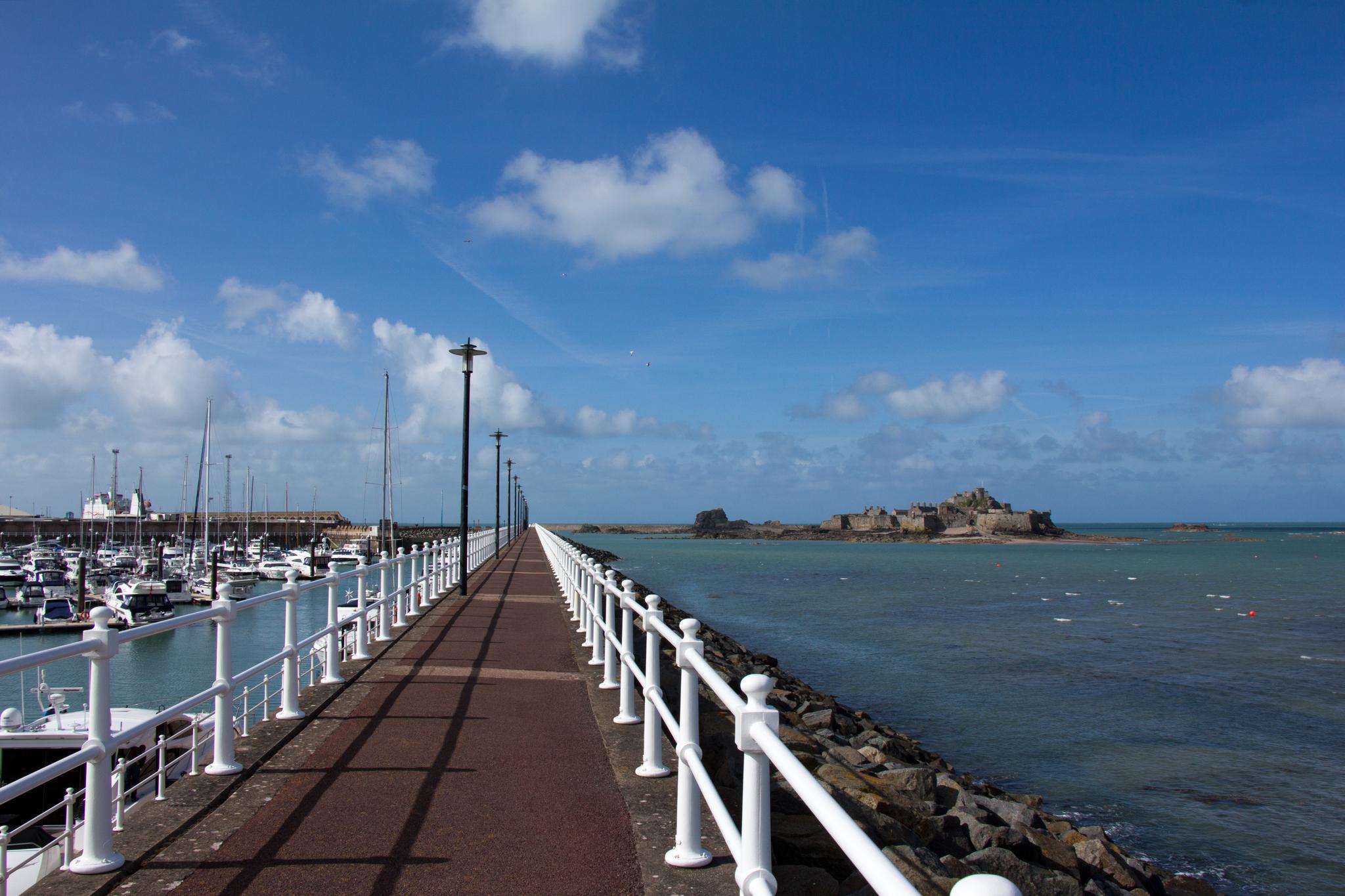 Saint Helier Elizabeth Marina, Jersey