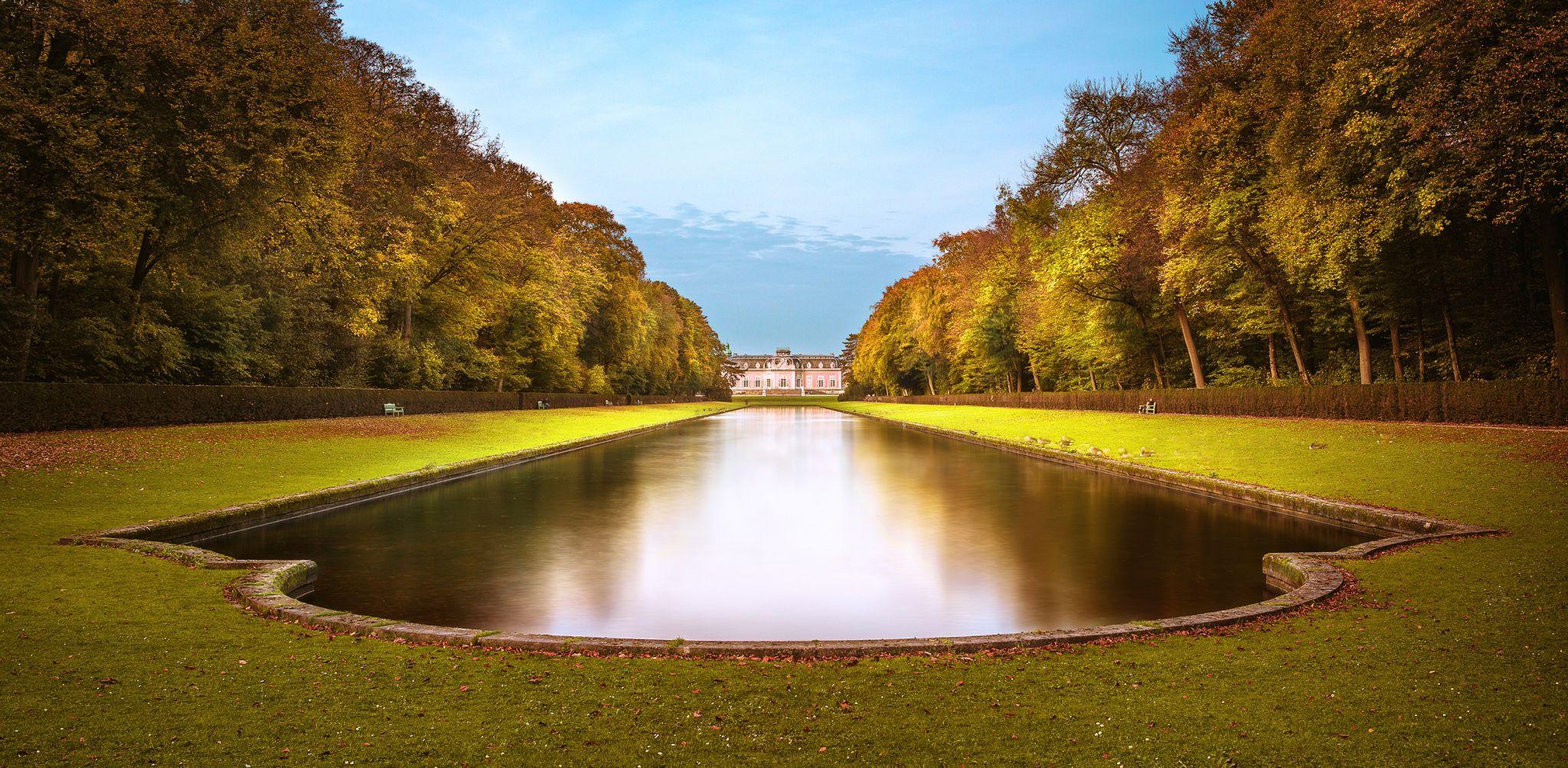 Schloss Benrath, Germany