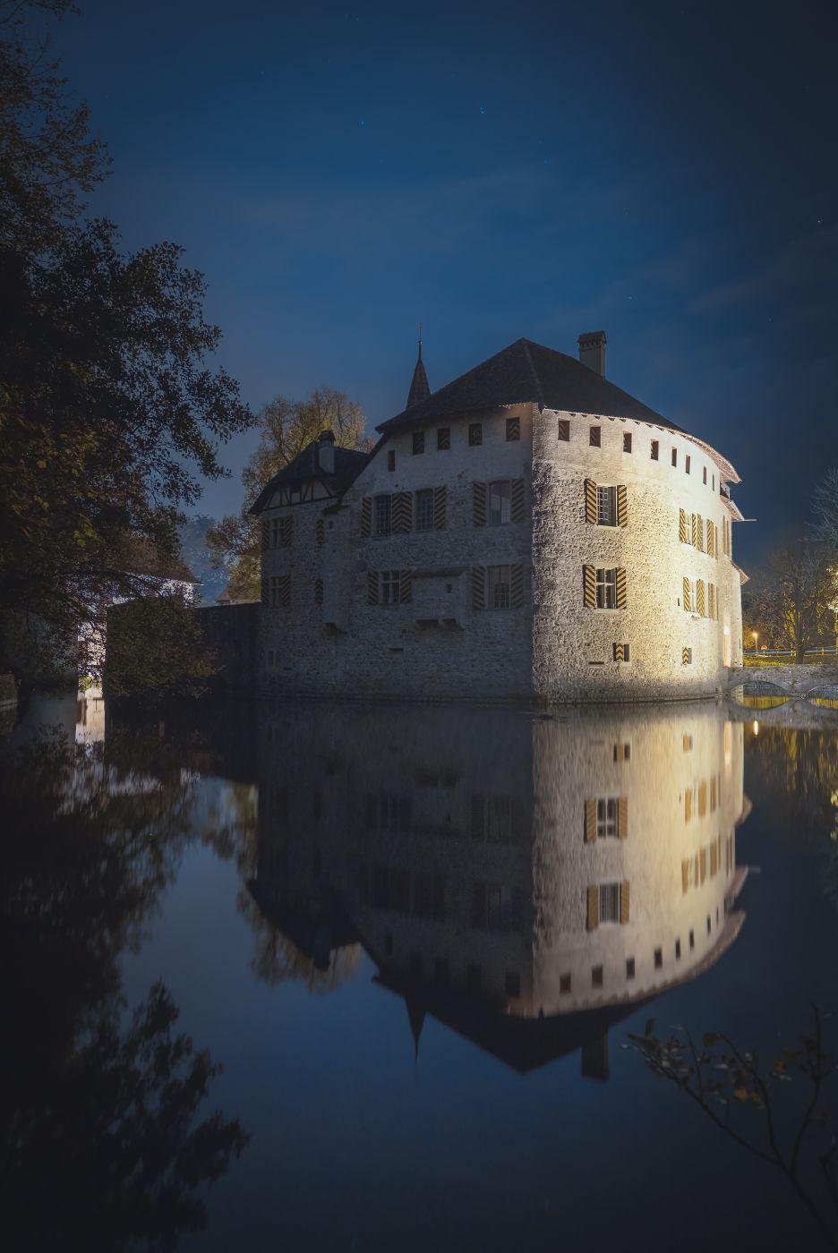 Schloss Hallwyl, Switzerland