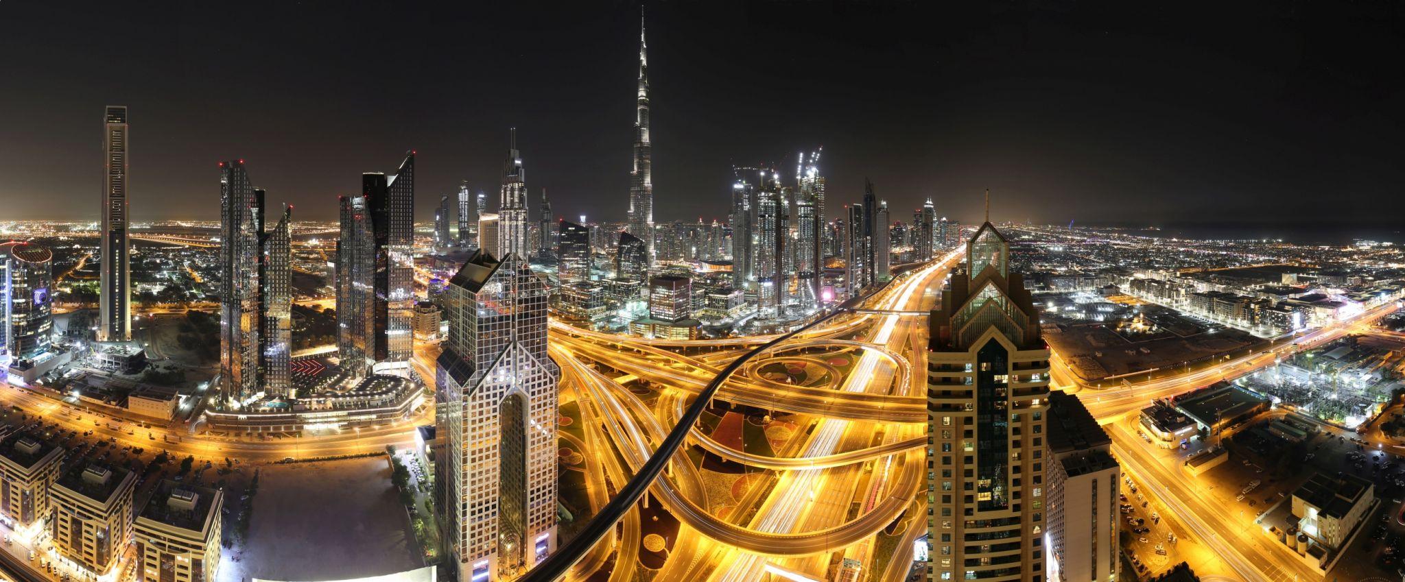 Shangri La Hotel, Floor 42, United Arab Emirates