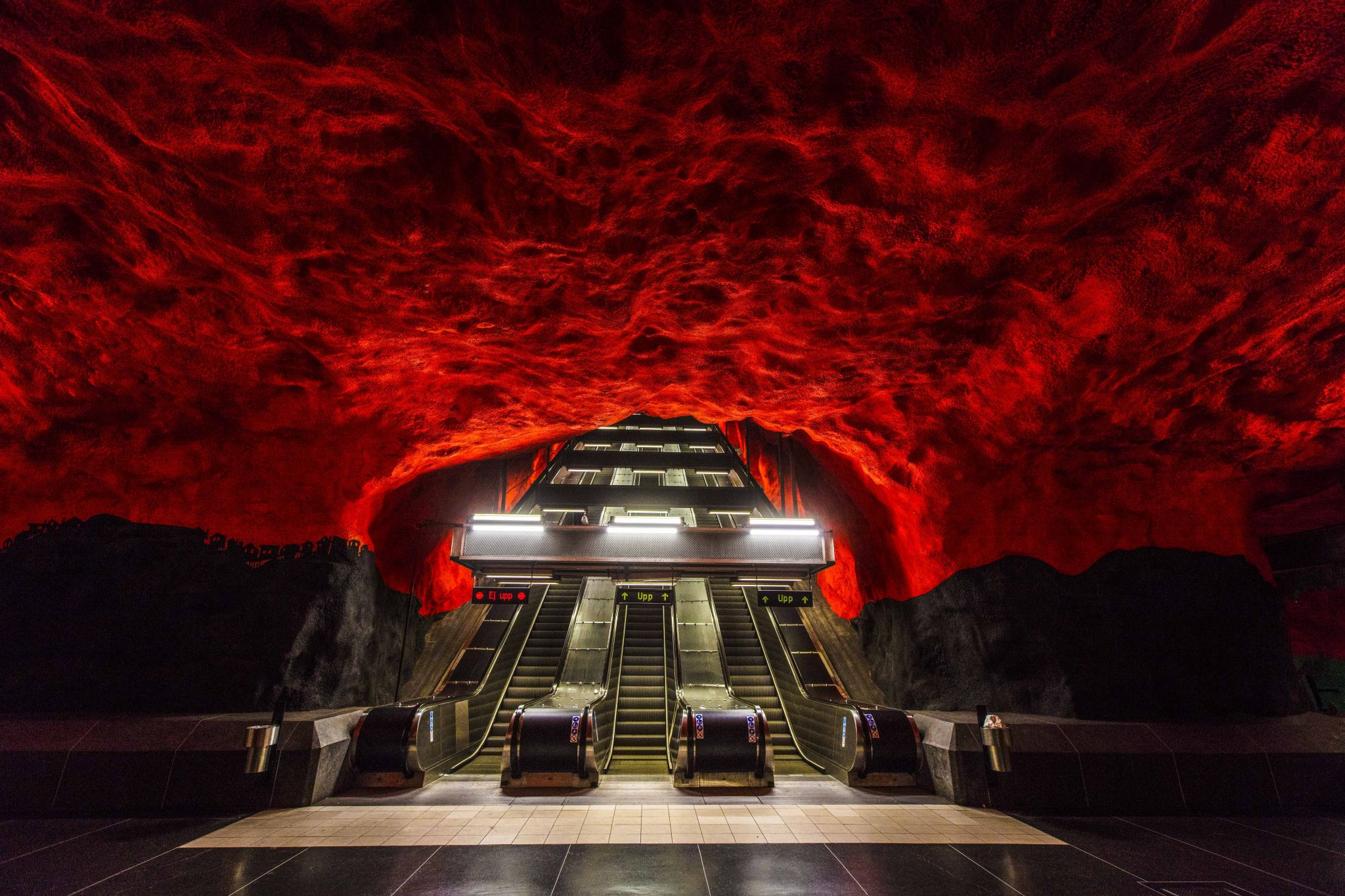 Solna Centrum, Sweden