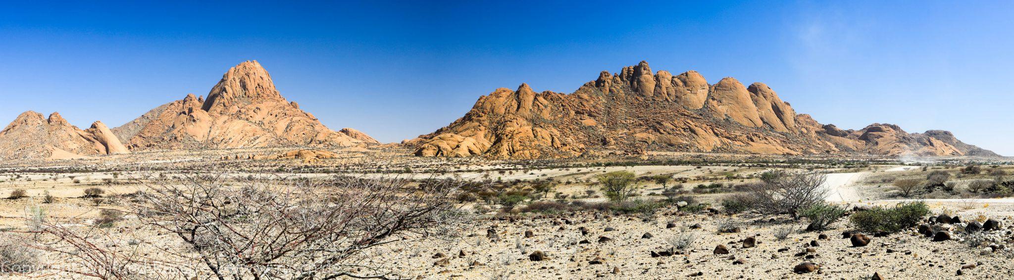 Spitzkoppe in Namibia, Namibia