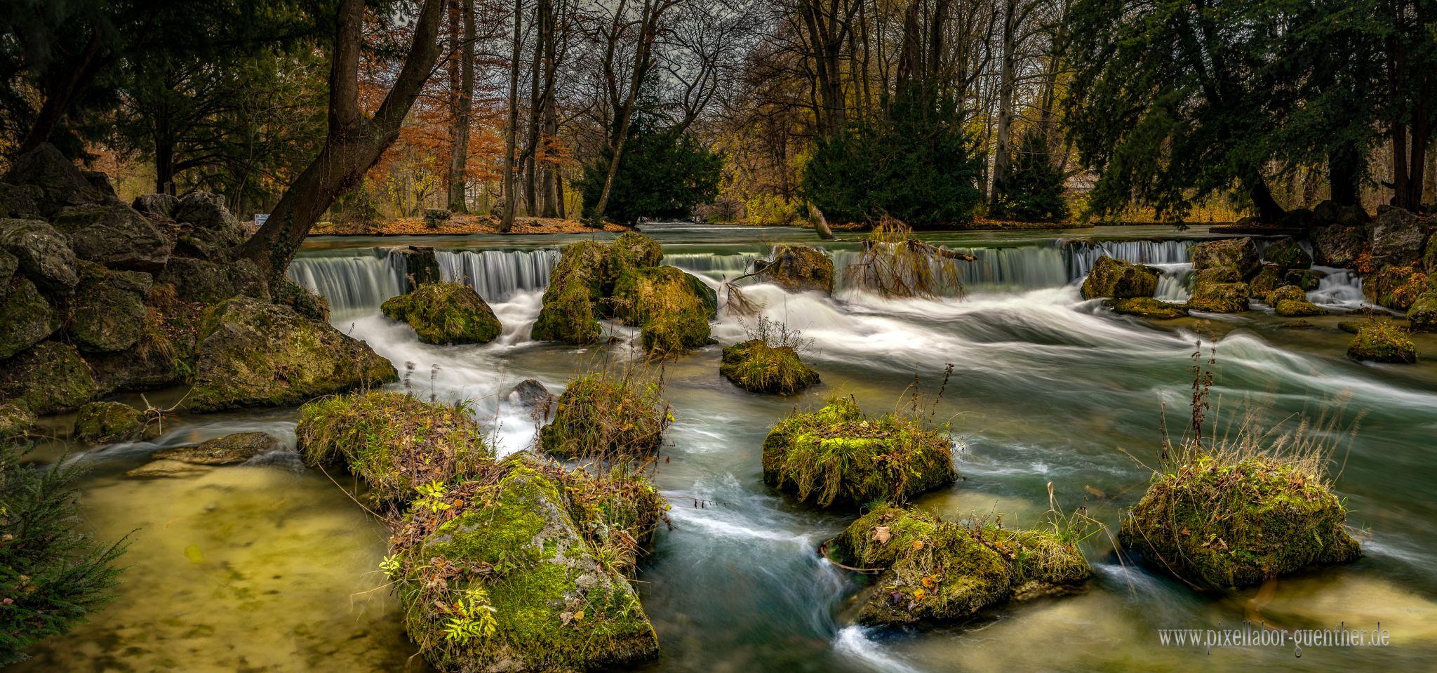 The English Garden, Germany