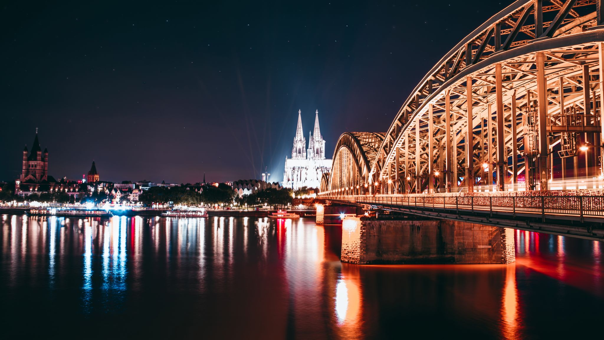 the most classic spot in cologne, Germany