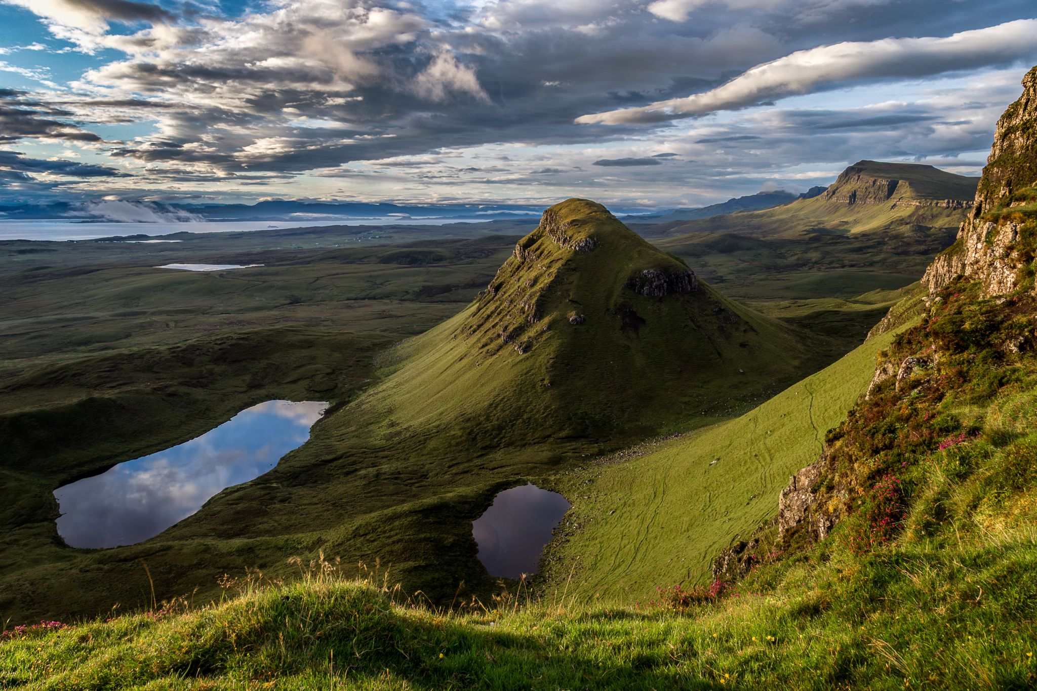The South of Quiraing, United Kingdom