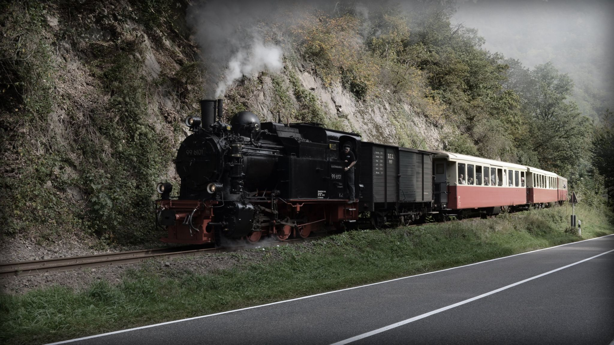 Vulkanexpress, Germany