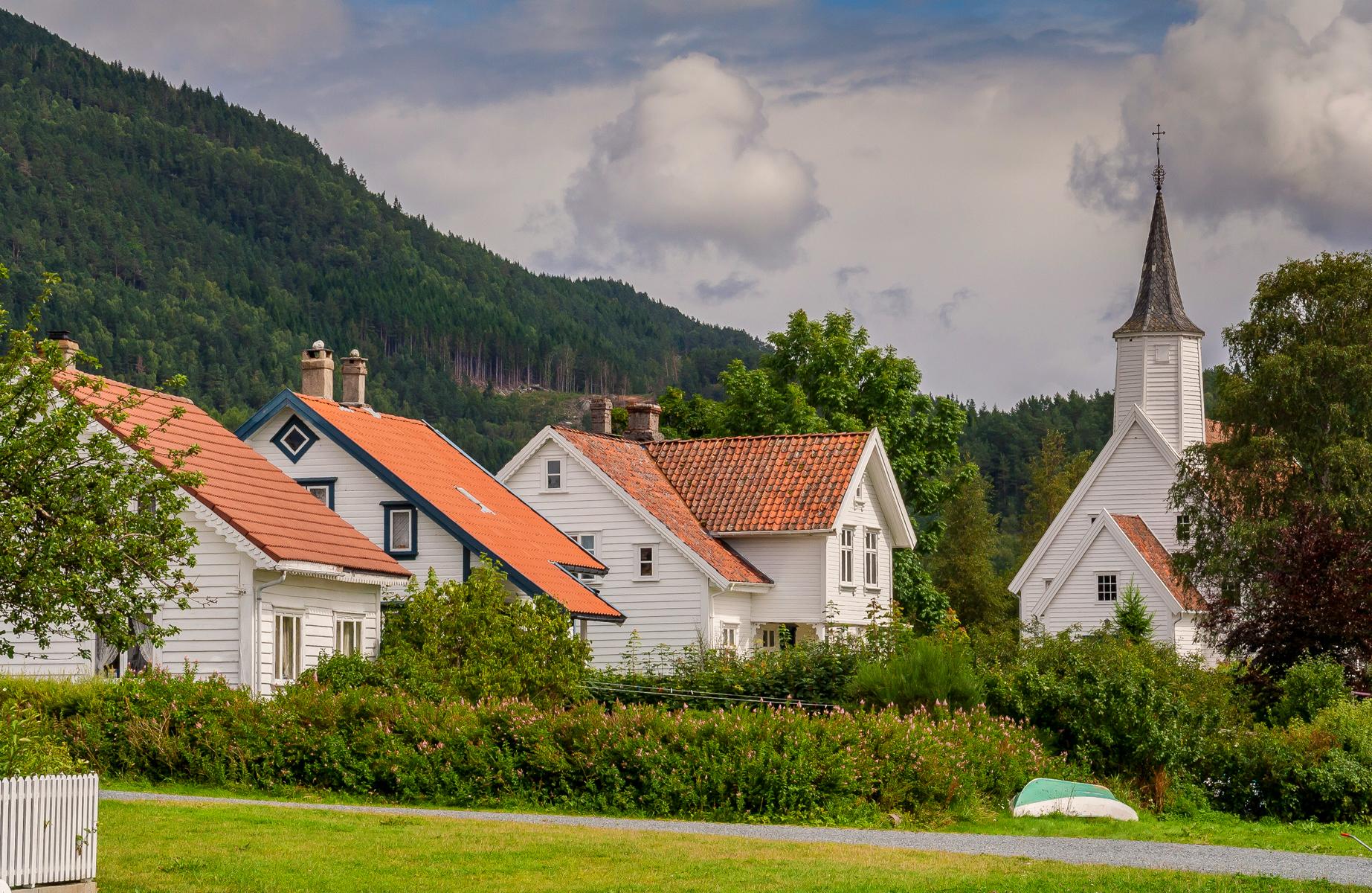 White Jelsa, Norway