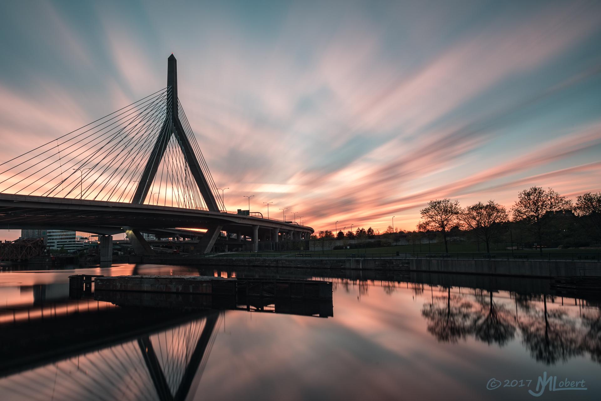 Zakim Bridge, Boston, MA, USA, USA